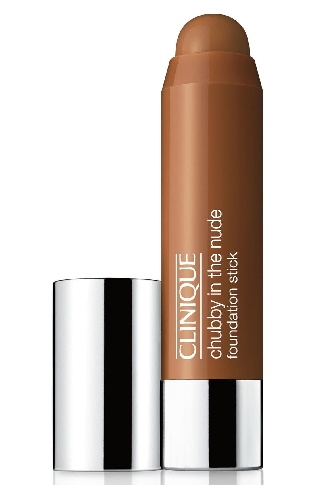 Chubby in the Nude Foundation Stick,                         Main,                         color, CURVIEST CLOVE