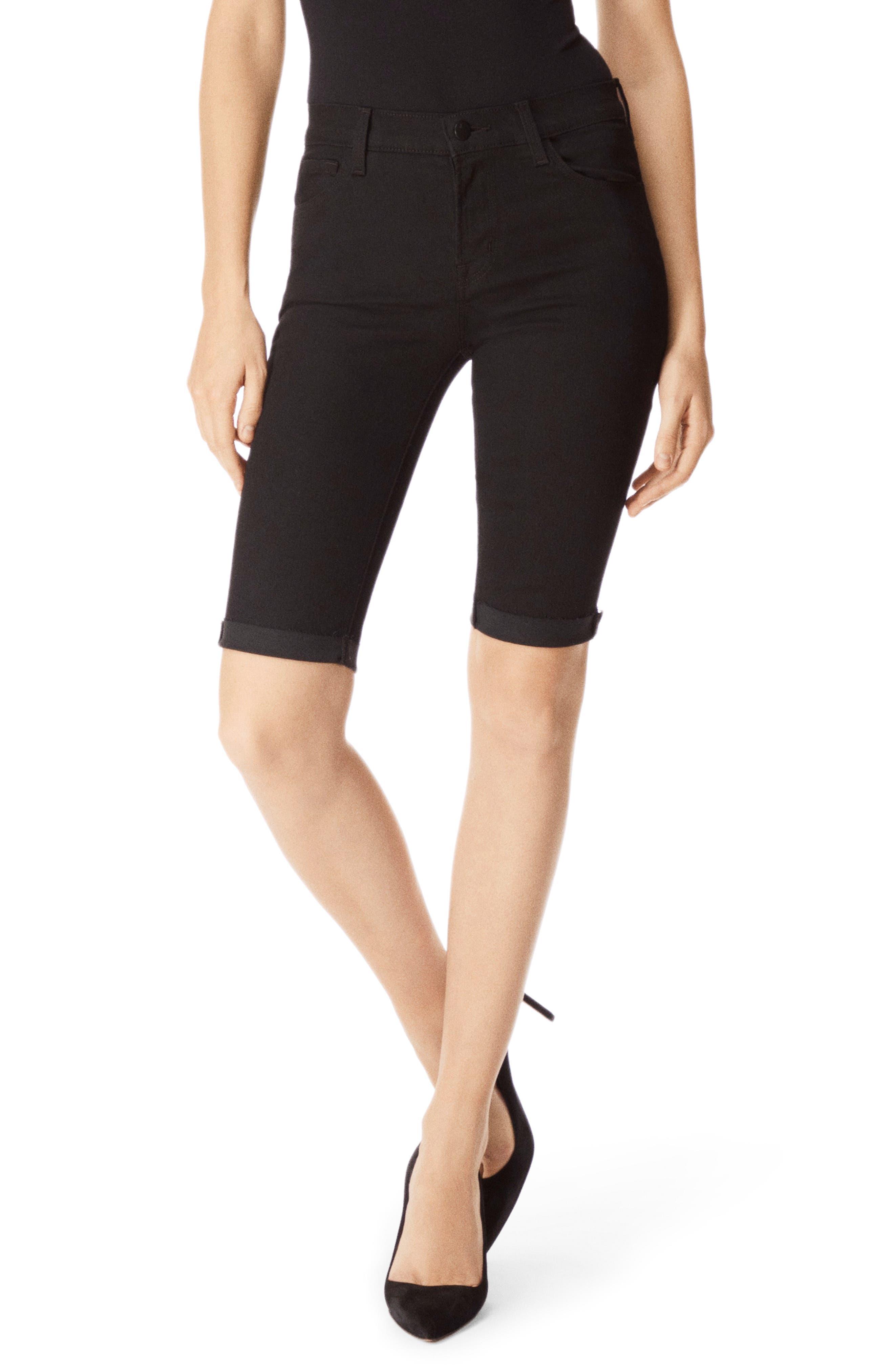 811 Skinny Bermuda Shorts, Main, color, VANITY