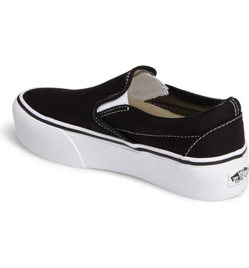 d64c3e04f16 Vans Platform Slip-On Sneaker (Women)