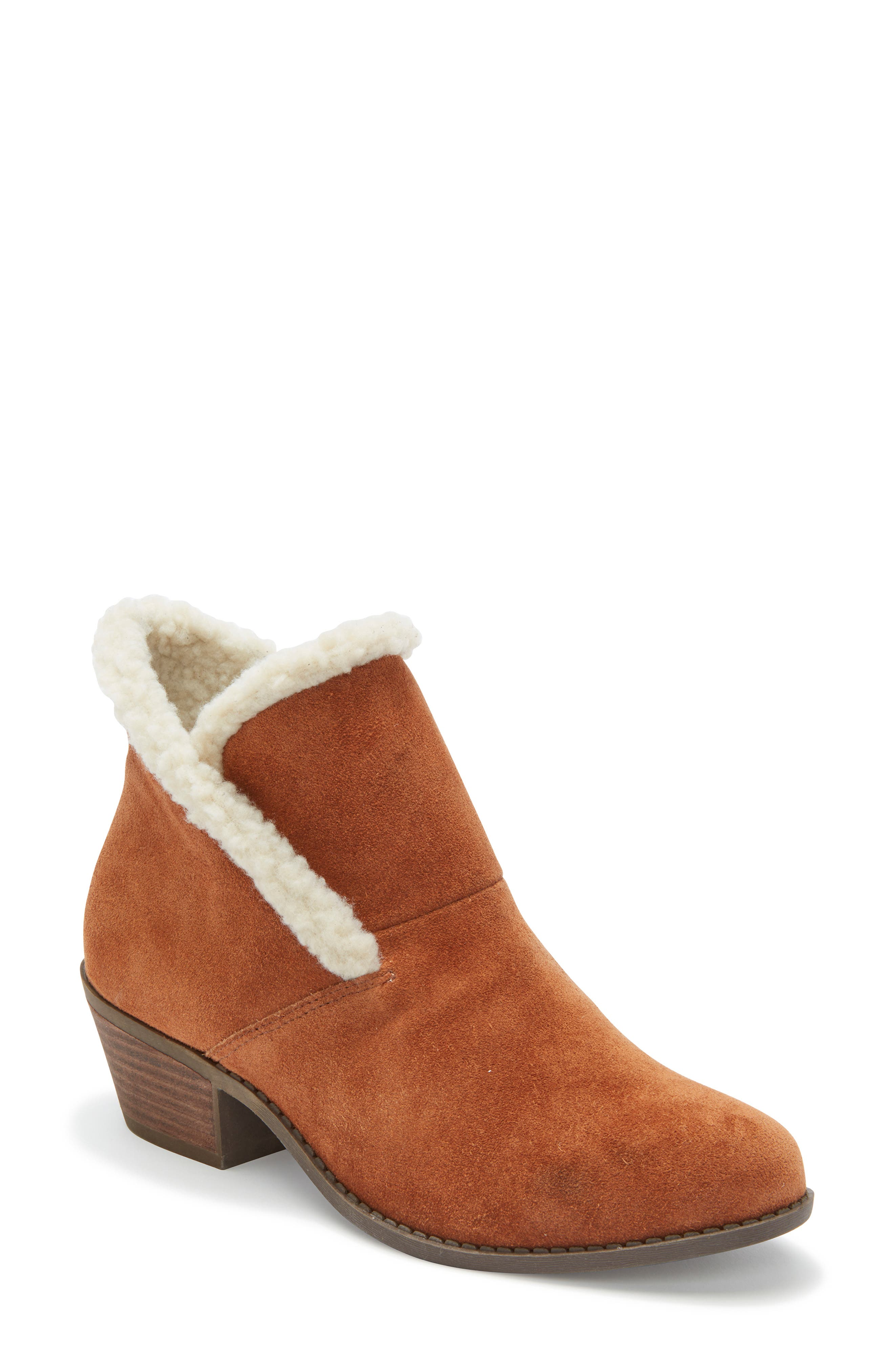 Me Too Zanna Bootie- Brown