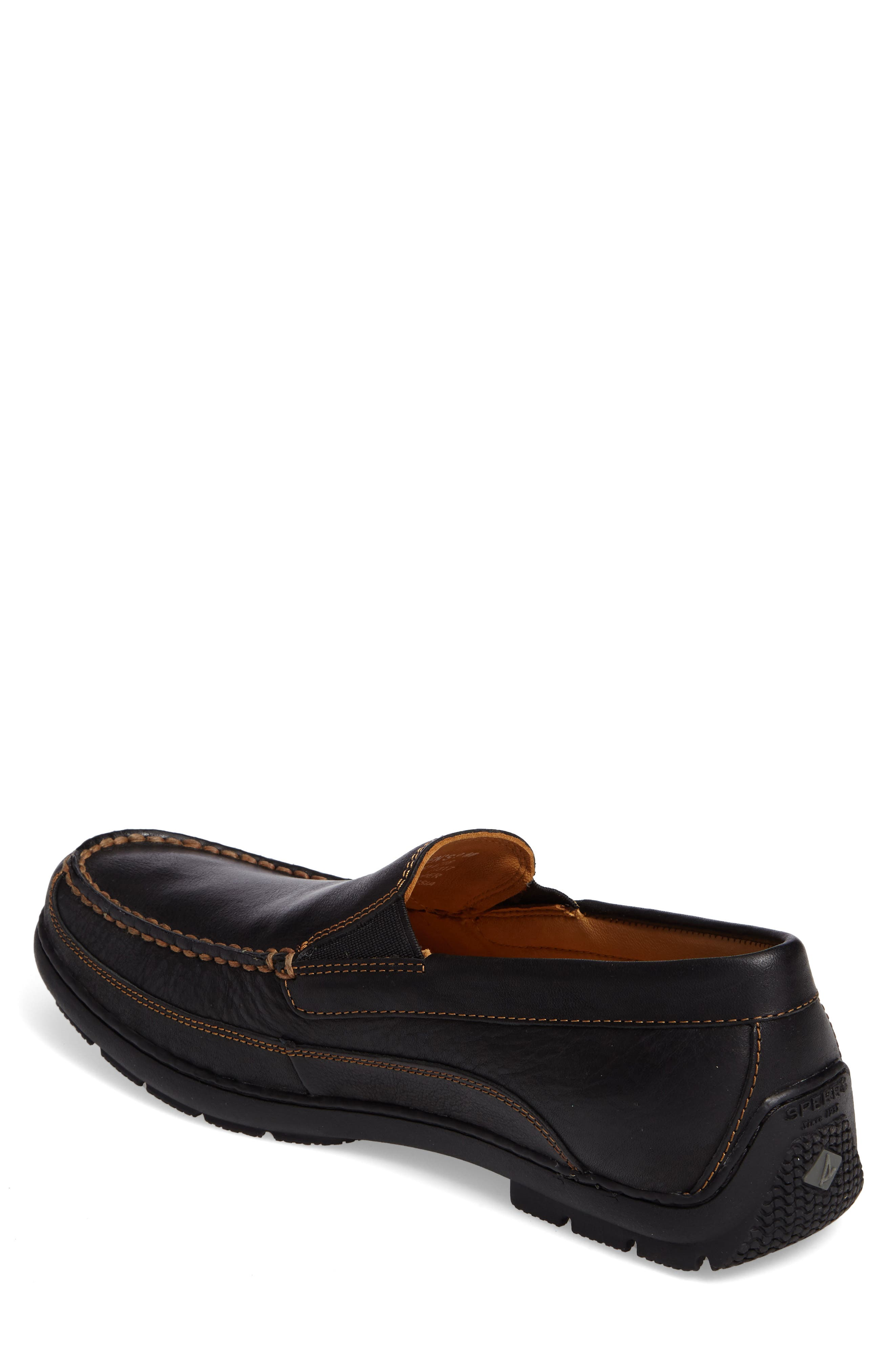 Gold Cup Loafer,                             Alternate thumbnail 2, color,                             001