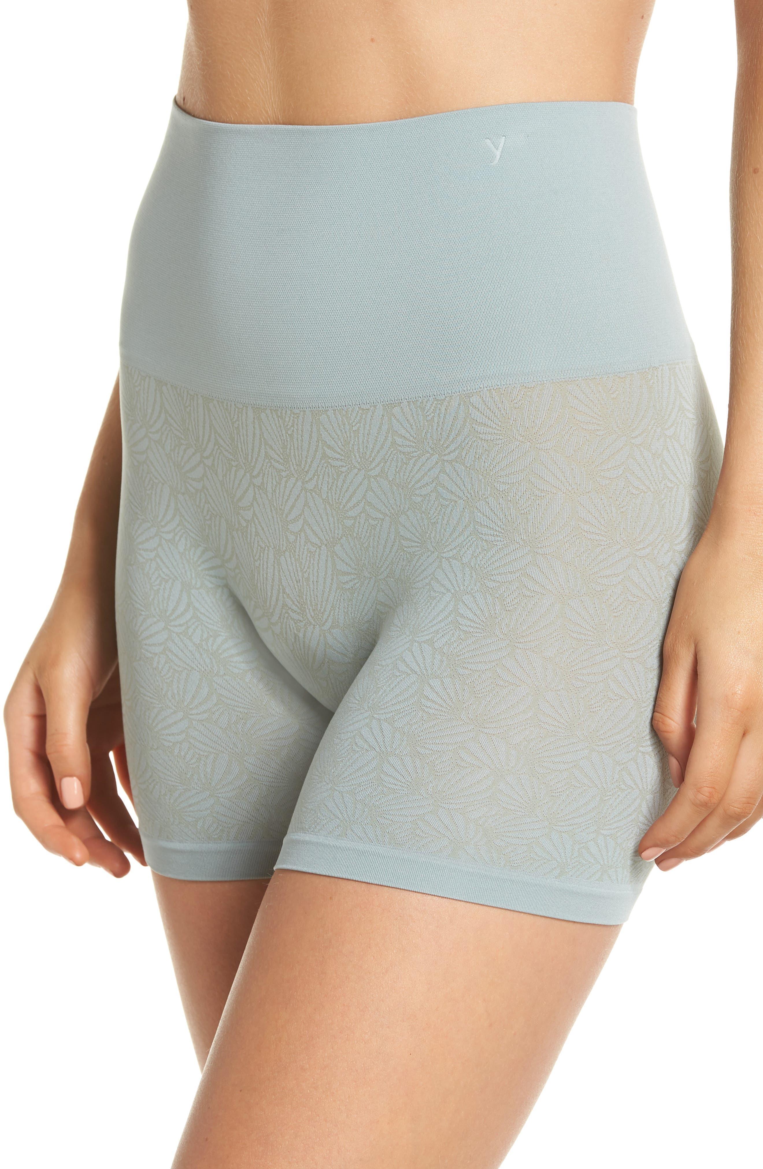 Ultralight Seamless Shaping Shorts,                             Alternate thumbnail 4, color,                             SILVER BLUE