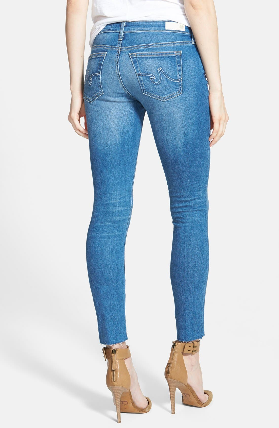 The Legging Ankle Jeans,                             Alternate thumbnail 84, color,
