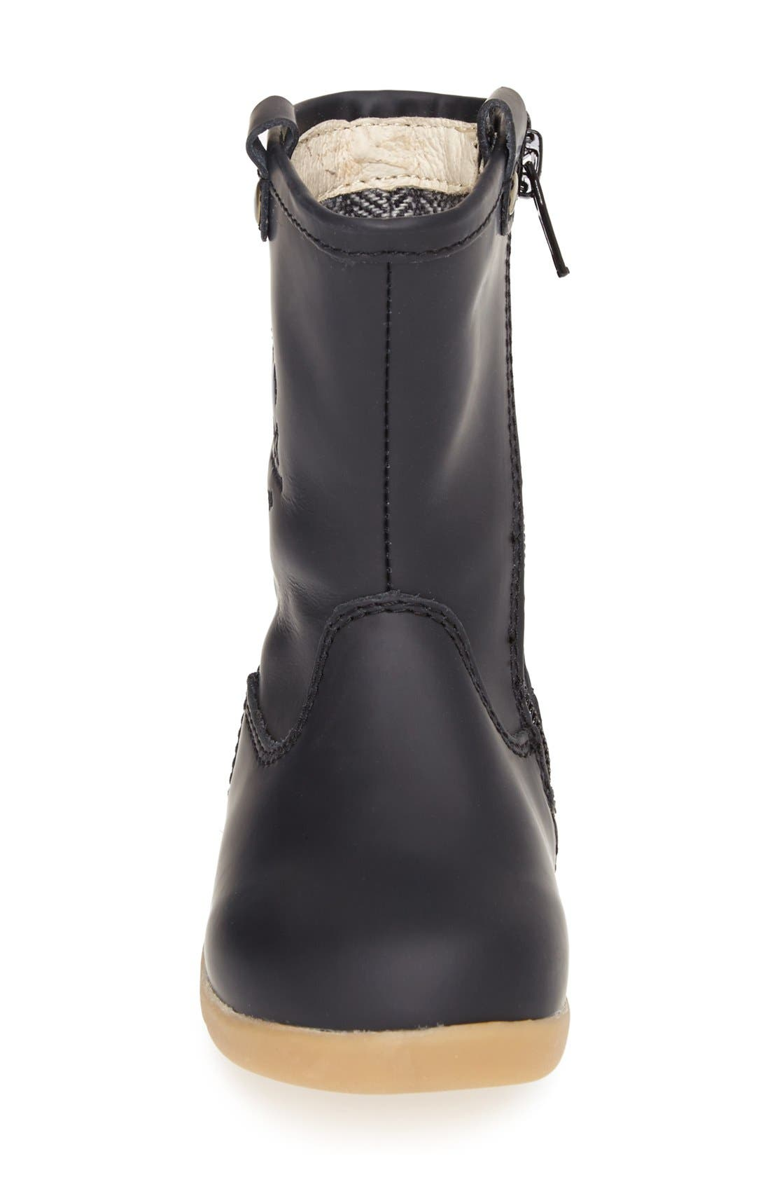 'I-Walk - Splash' Waterproof Rain Boot,                             Alternate thumbnail 3, color,                             001