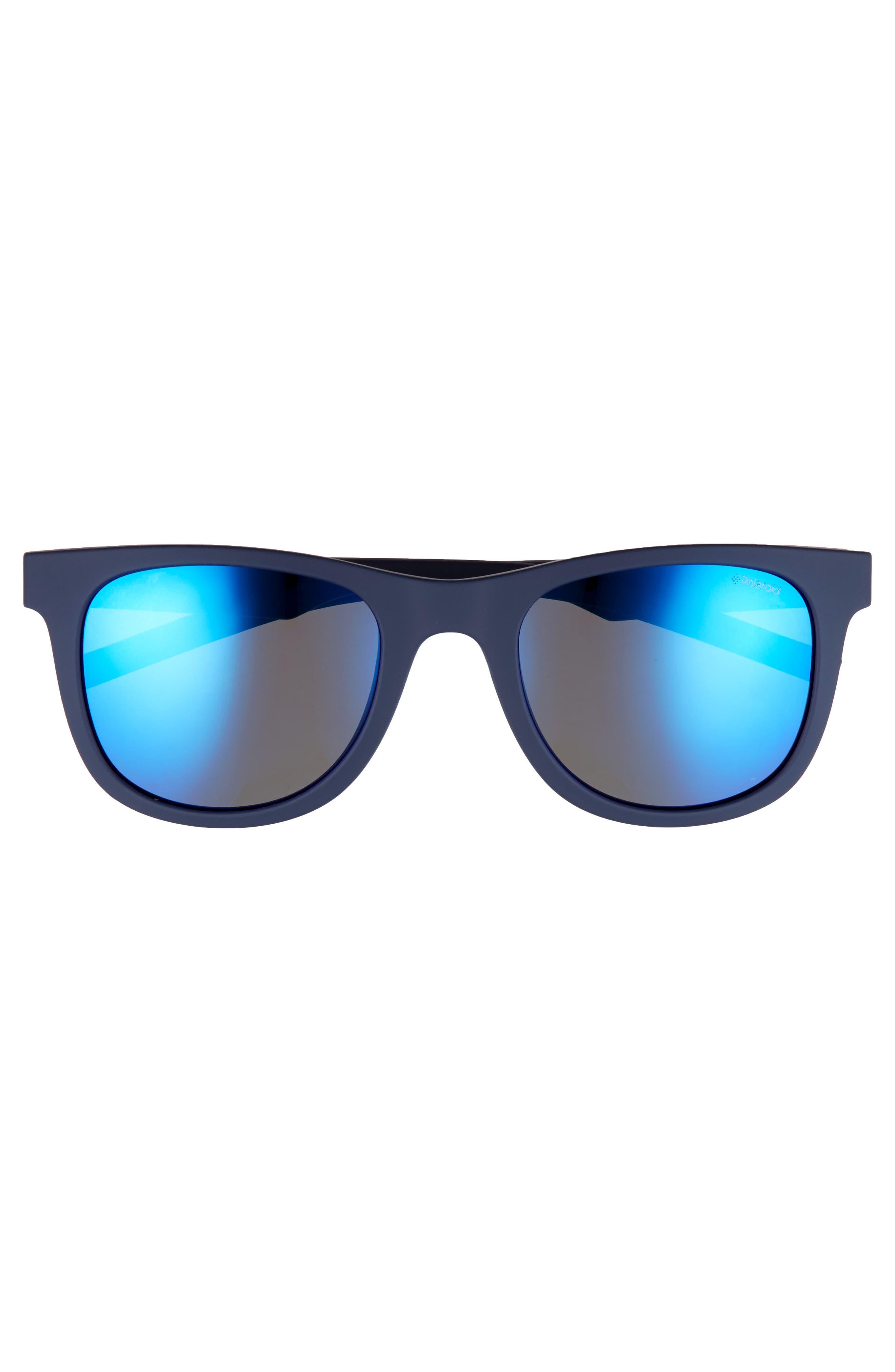 Polaroid 7020S 52mm Polarized Sunglasses,                             Alternate thumbnail 4, color,