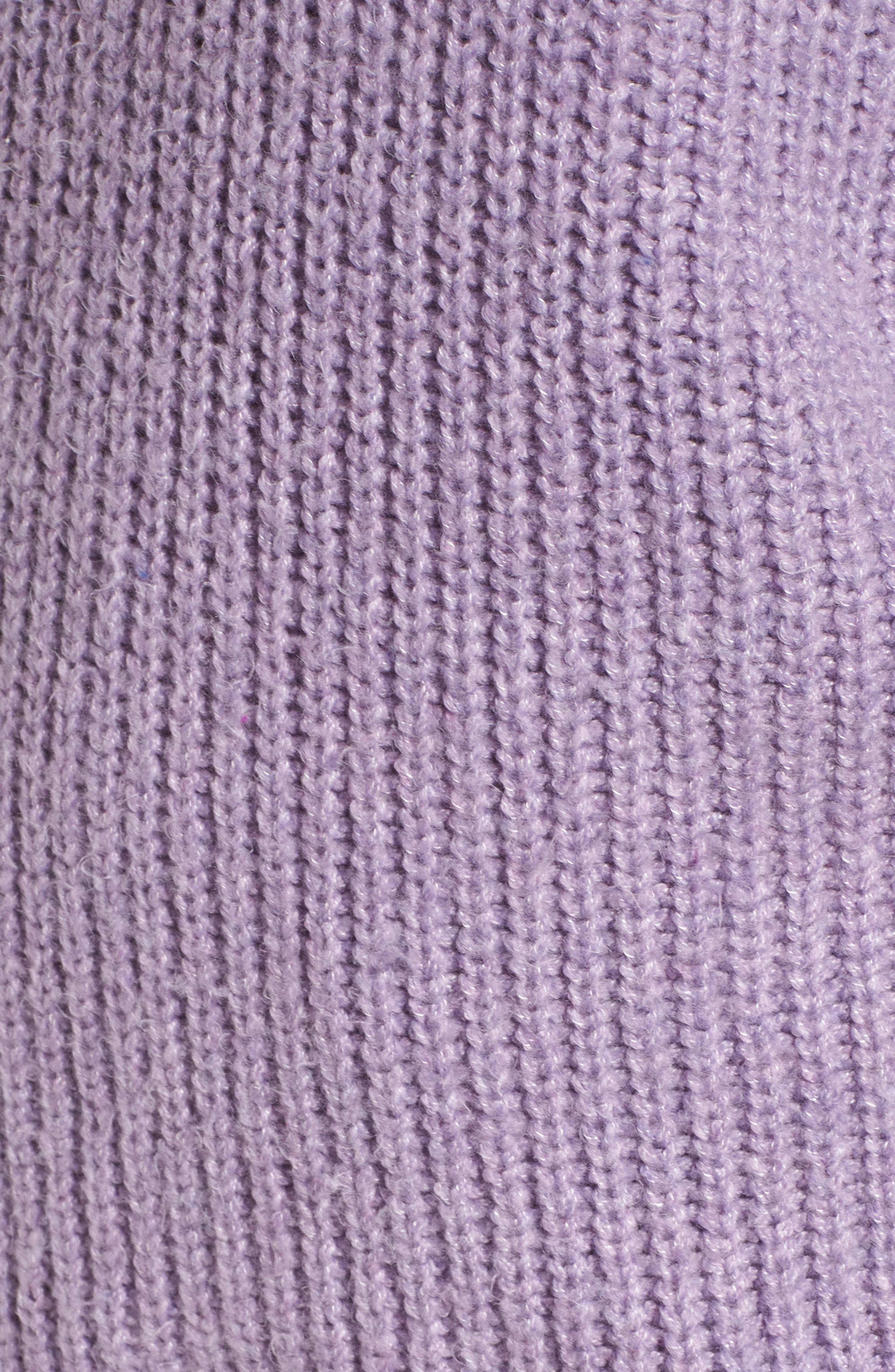 BP.,                             Quarter Zip Sweater,                             Alternate thumbnail 5, color,                             PURPLE WAVE