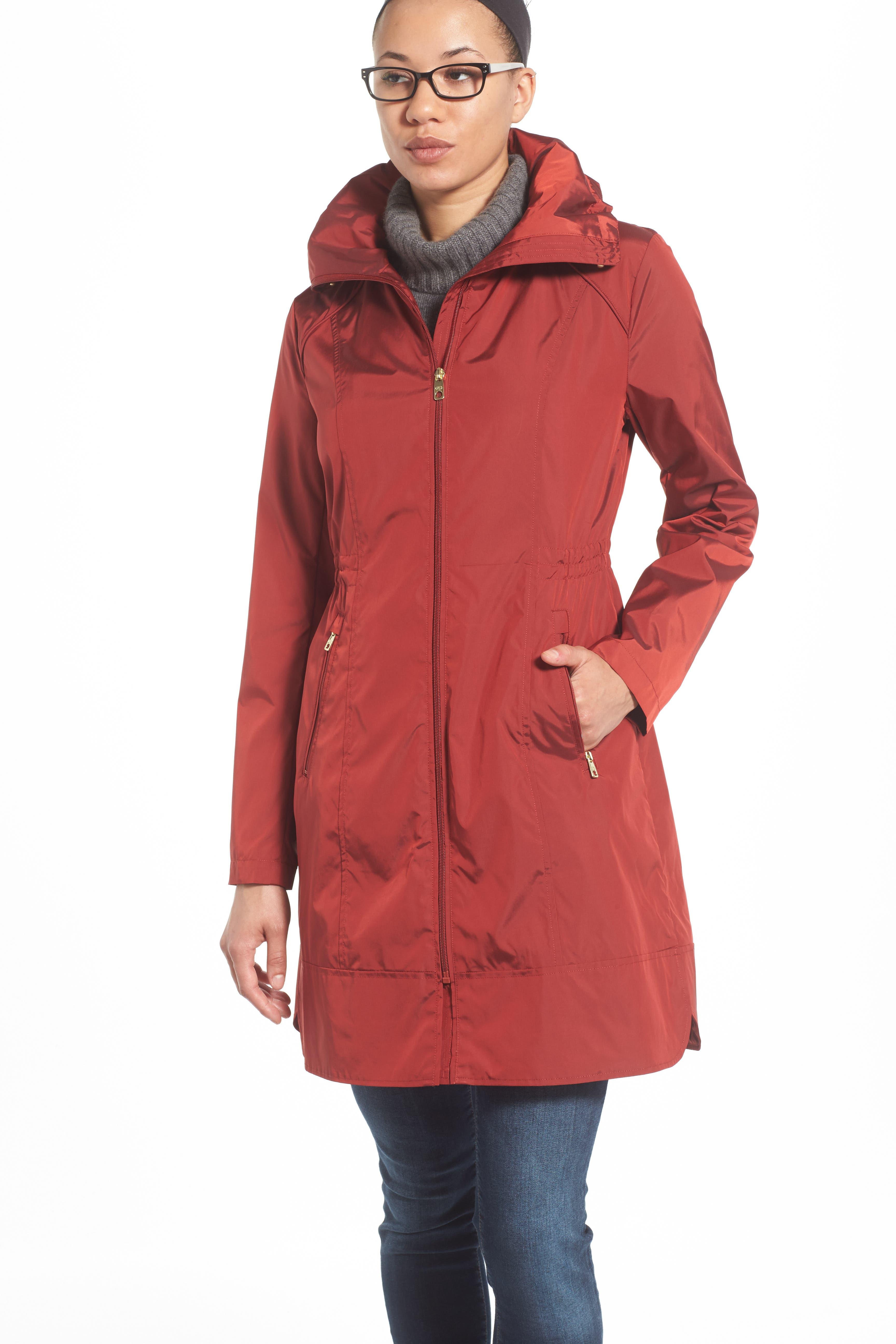 Packable Rain Jacket,                             Alternate thumbnail 3, color,                             639