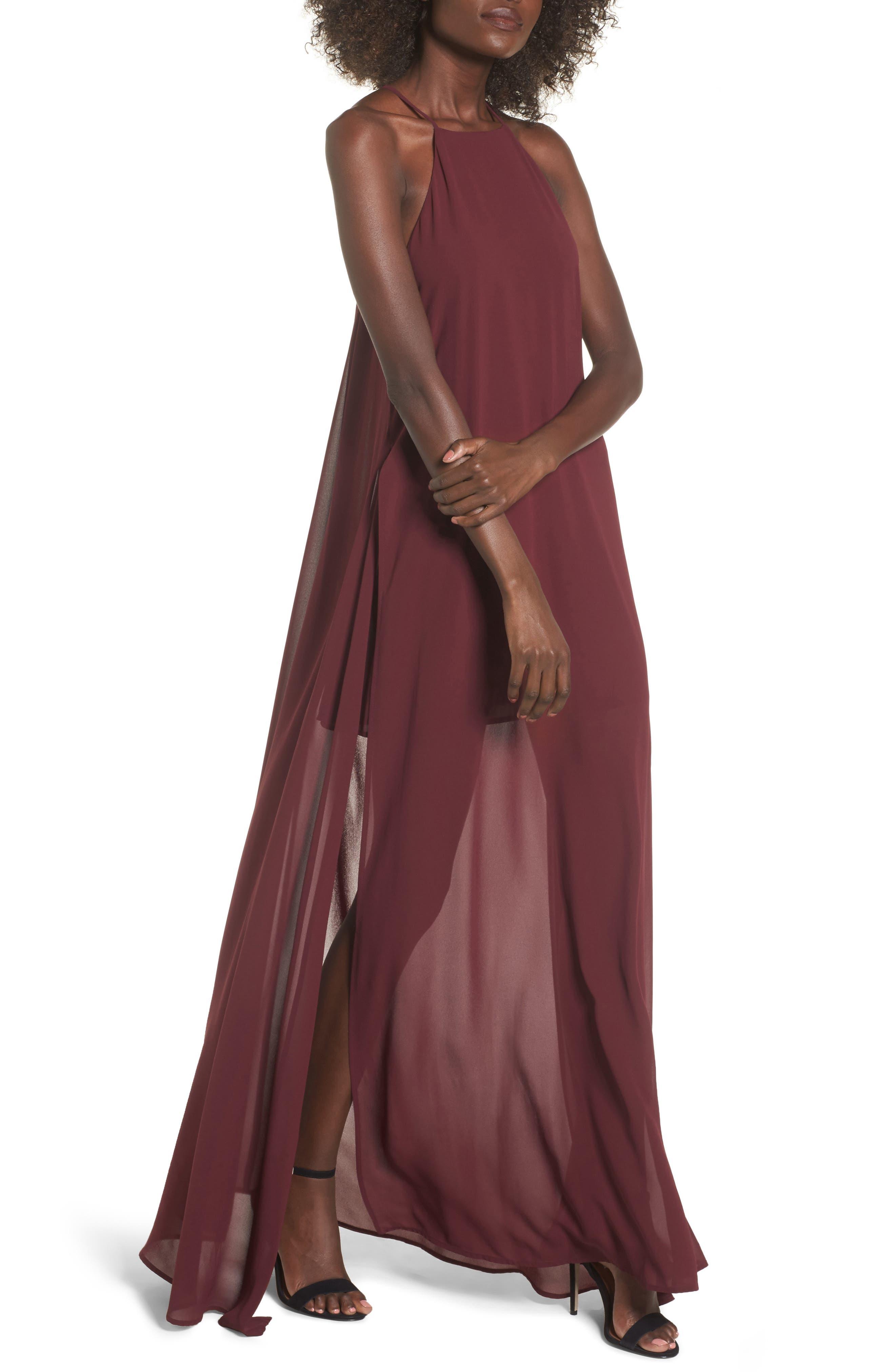 Bronte Maxi Dress,                             Main thumbnail 3, color,