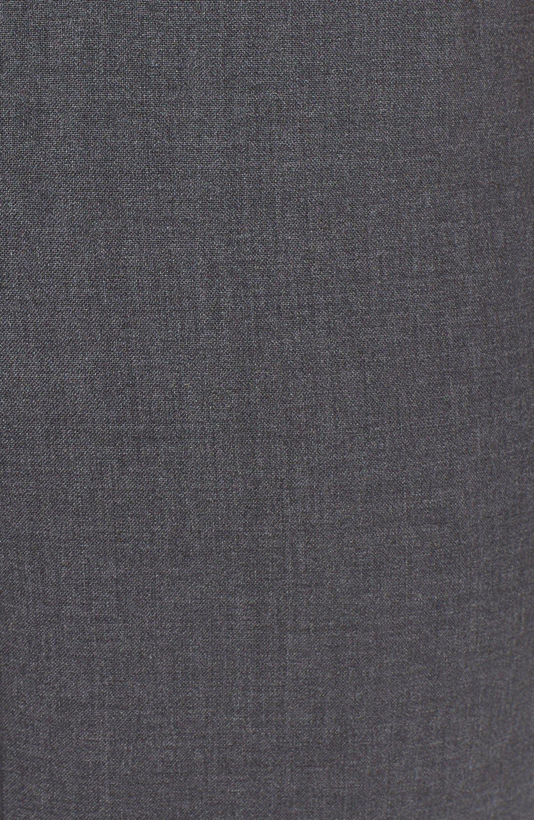 Testra 2B Stretch Wool Pants,                             Alternate thumbnail 3, color,                             020