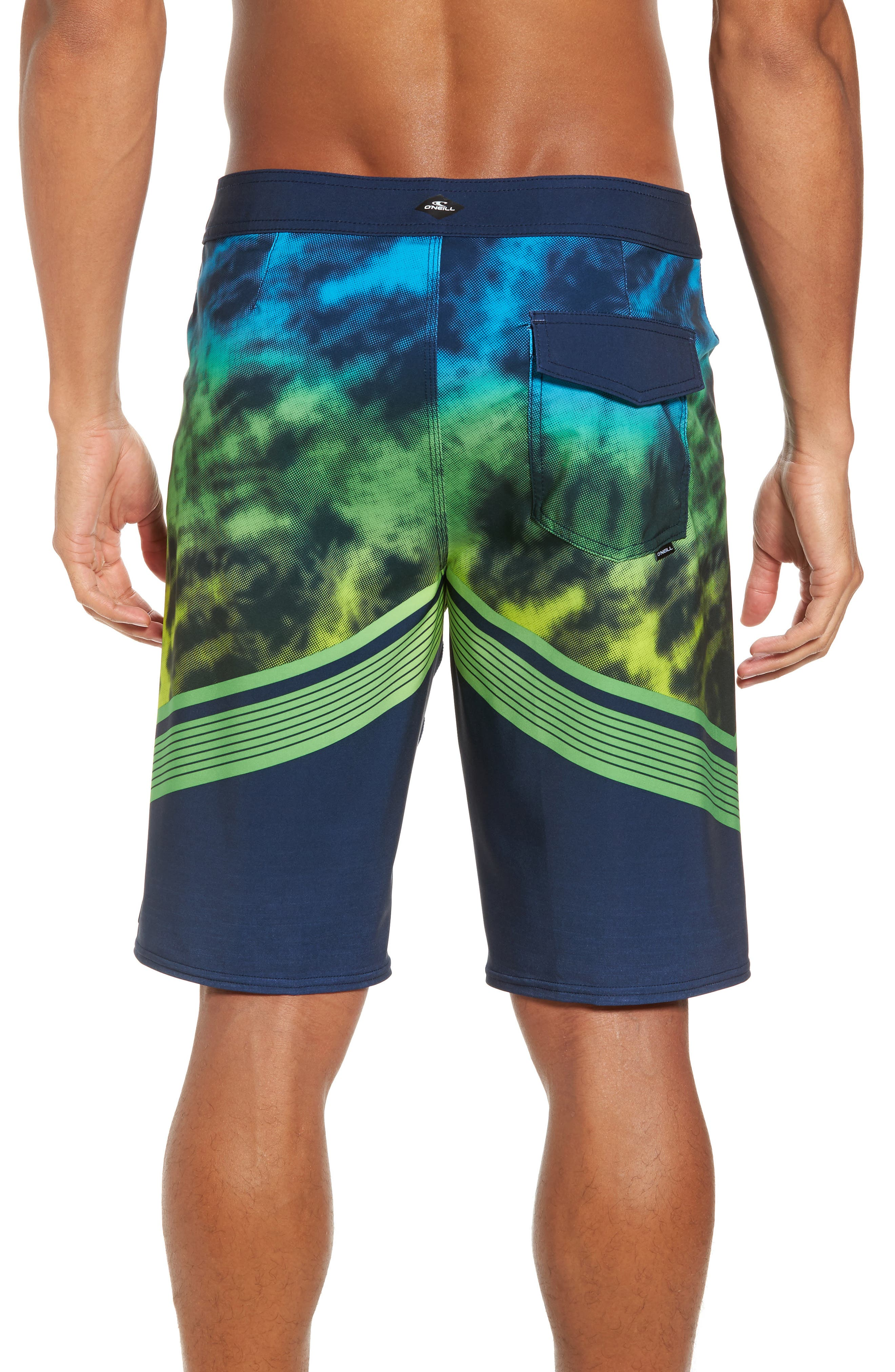Hyperfreak Imagine Board Shorts,                             Alternate thumbnail 4, color,