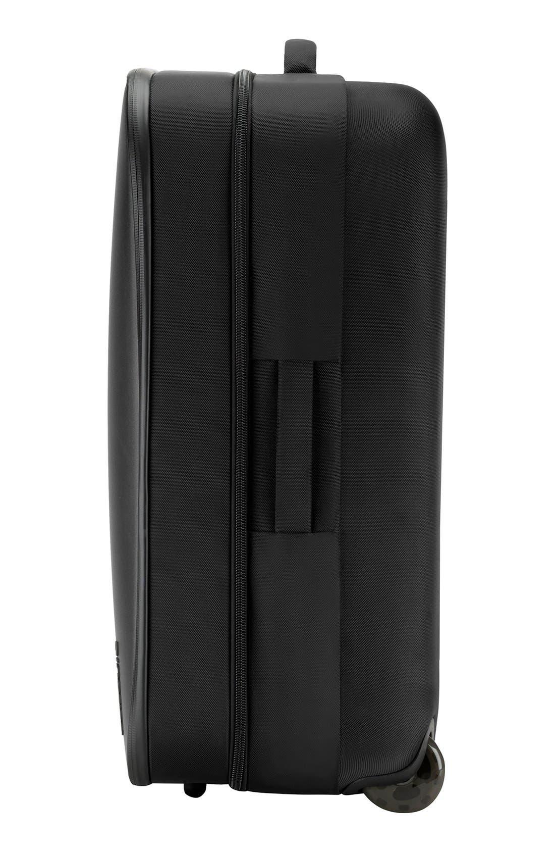 VIA 34 Inch Wheeled Suitcase,                             Alternate thumbnail 2, color,                             001