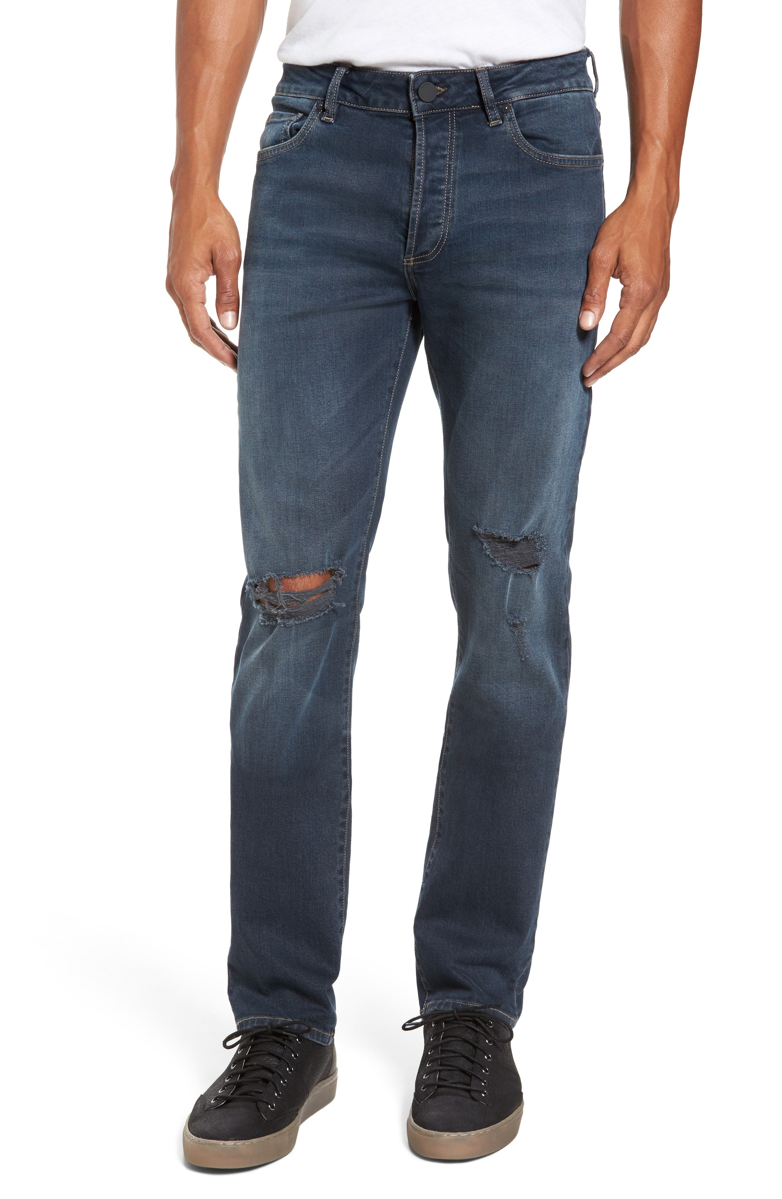 Nick Slim Fit Jeans,                             Main thumbnail 1, color,