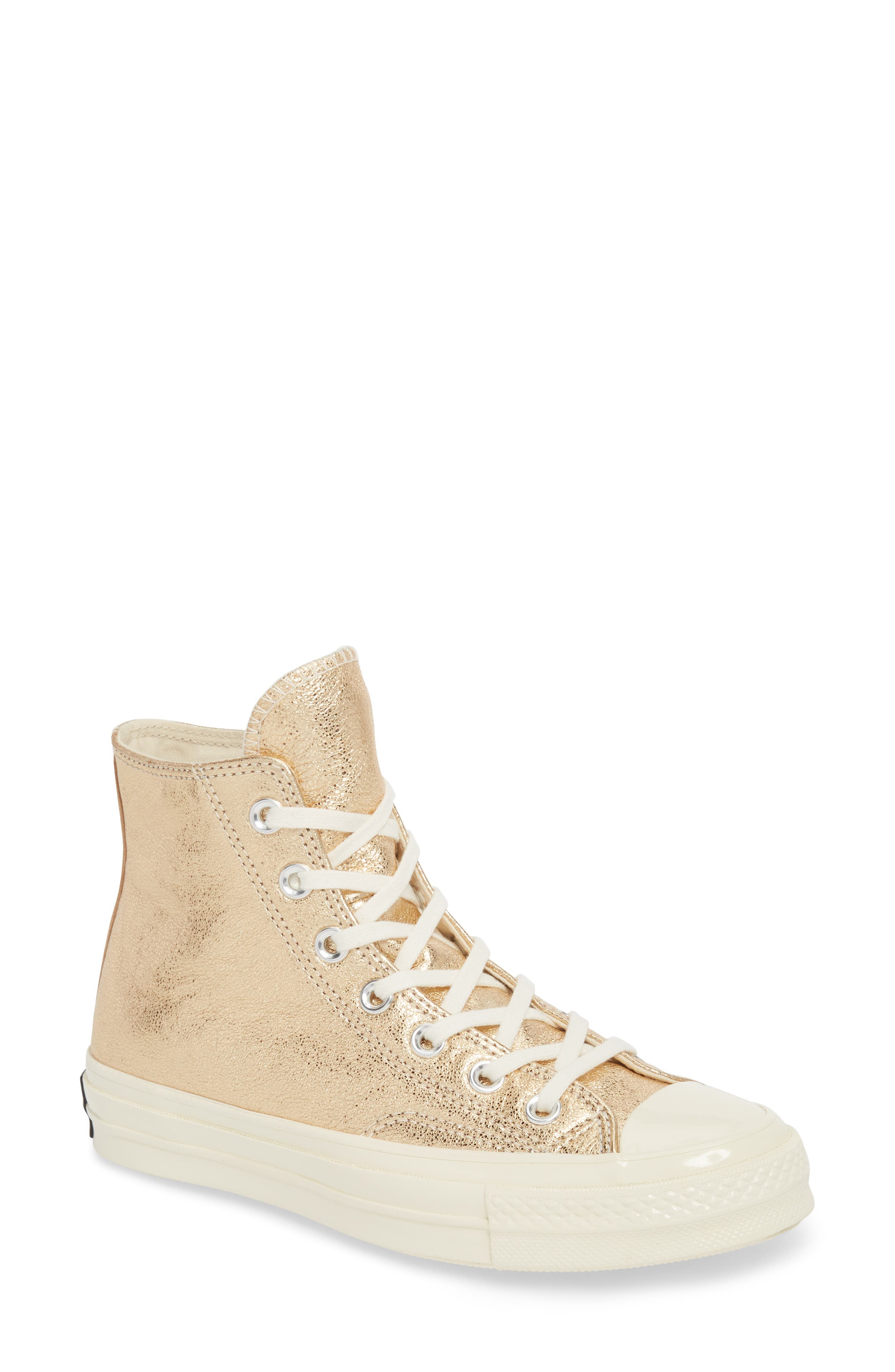 Chuck Taylor<sup>®</sup> All Star<sup>®</sup> Heavy Metal 70 High Top Sneaker,                             Main thumbnail 3, color,