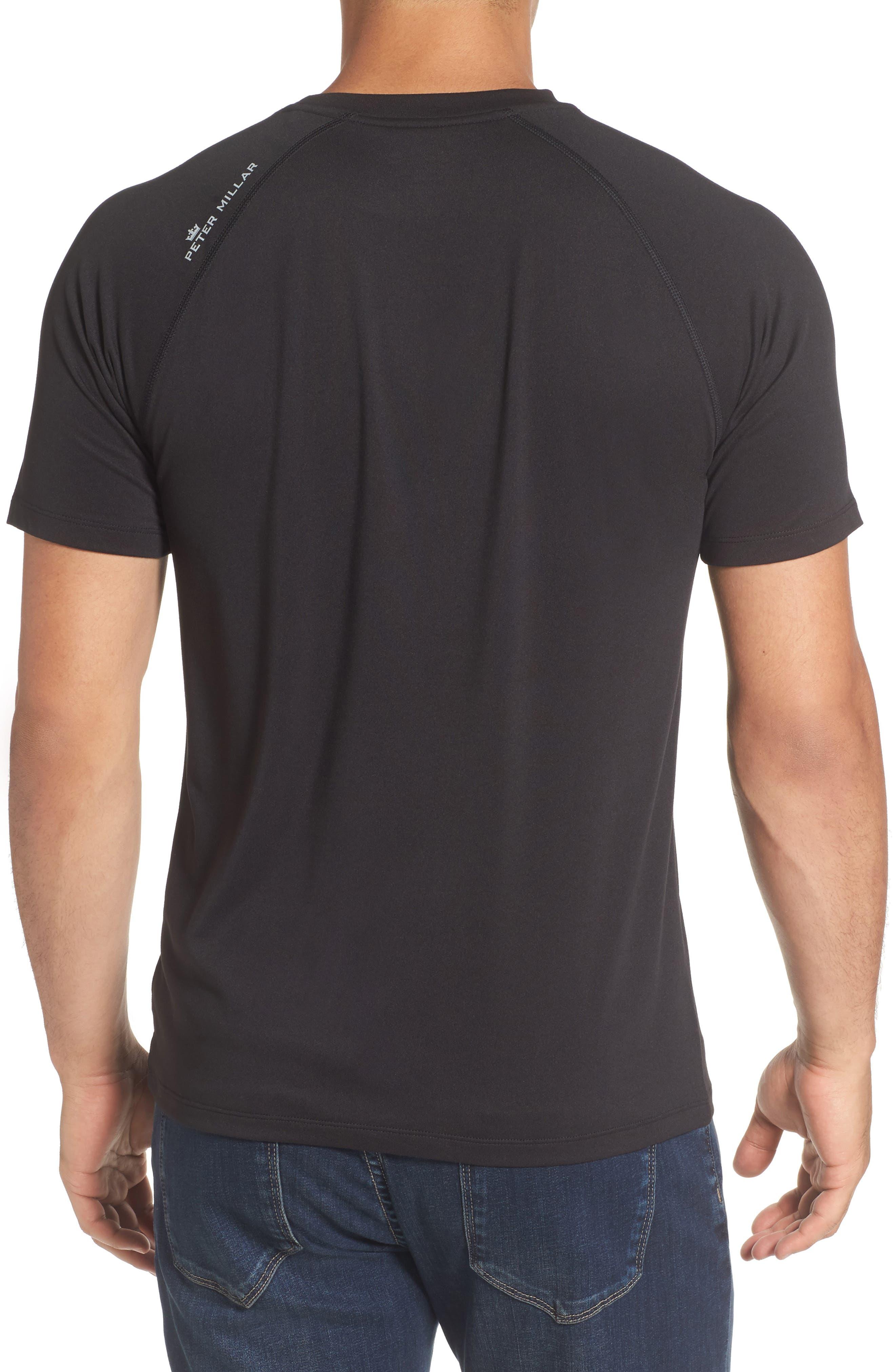 Rio Technical T-Shirt,                             Alternate thumbnail 2, color,                             001