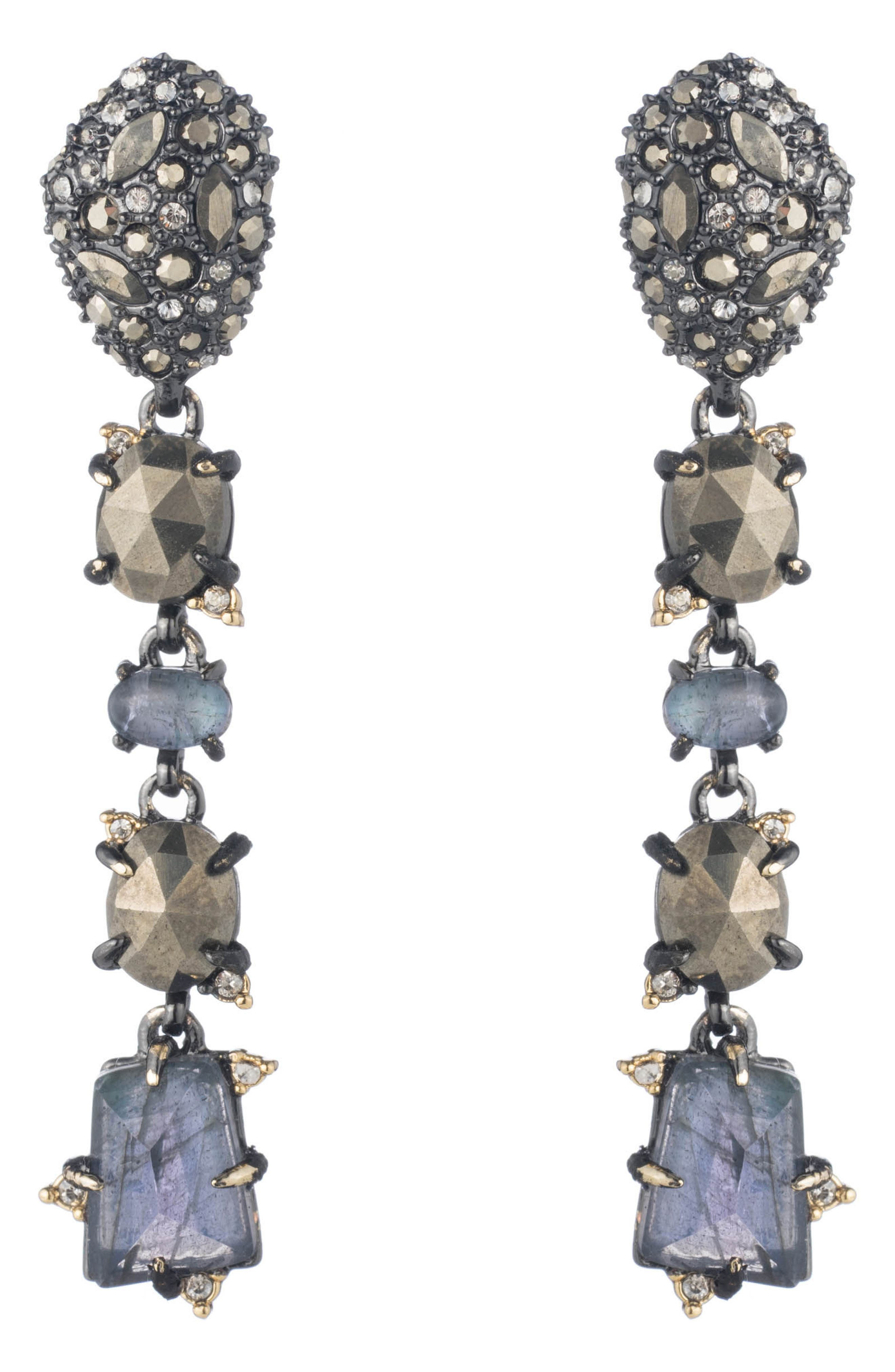Elements Linear Earrings,                         Main,                         color, 710