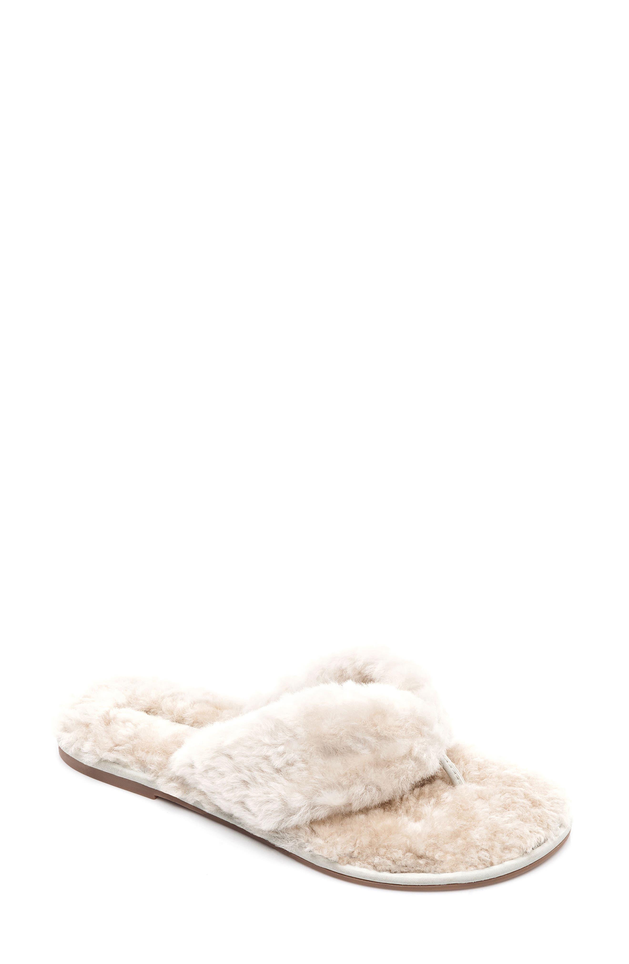 Bernardo Miami Genuine Shaerling Flip Flop,                         Main,                         color,
