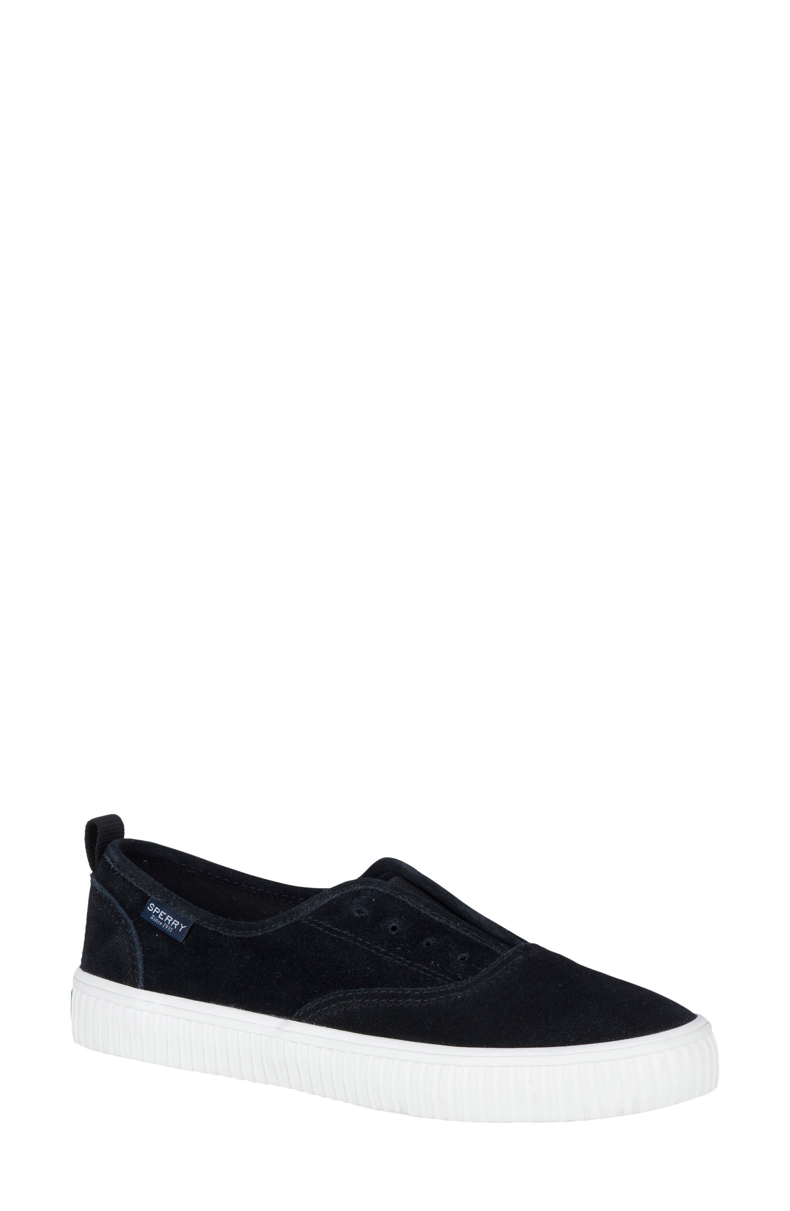 Crest Creeper Slip-On Sneaker,                         Main,                         color, 001