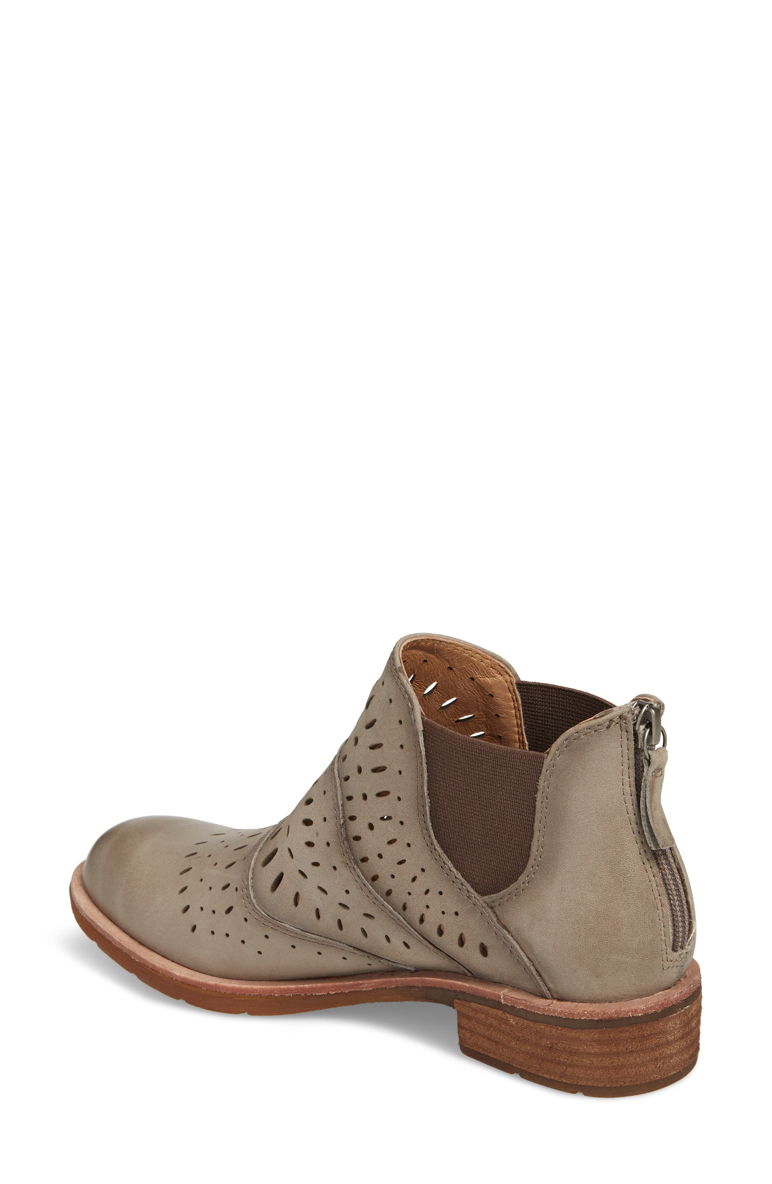 Brenley Bootie,                             Alternate thumbnail 2, color,                             PAPER MACHE GREY LEATHER