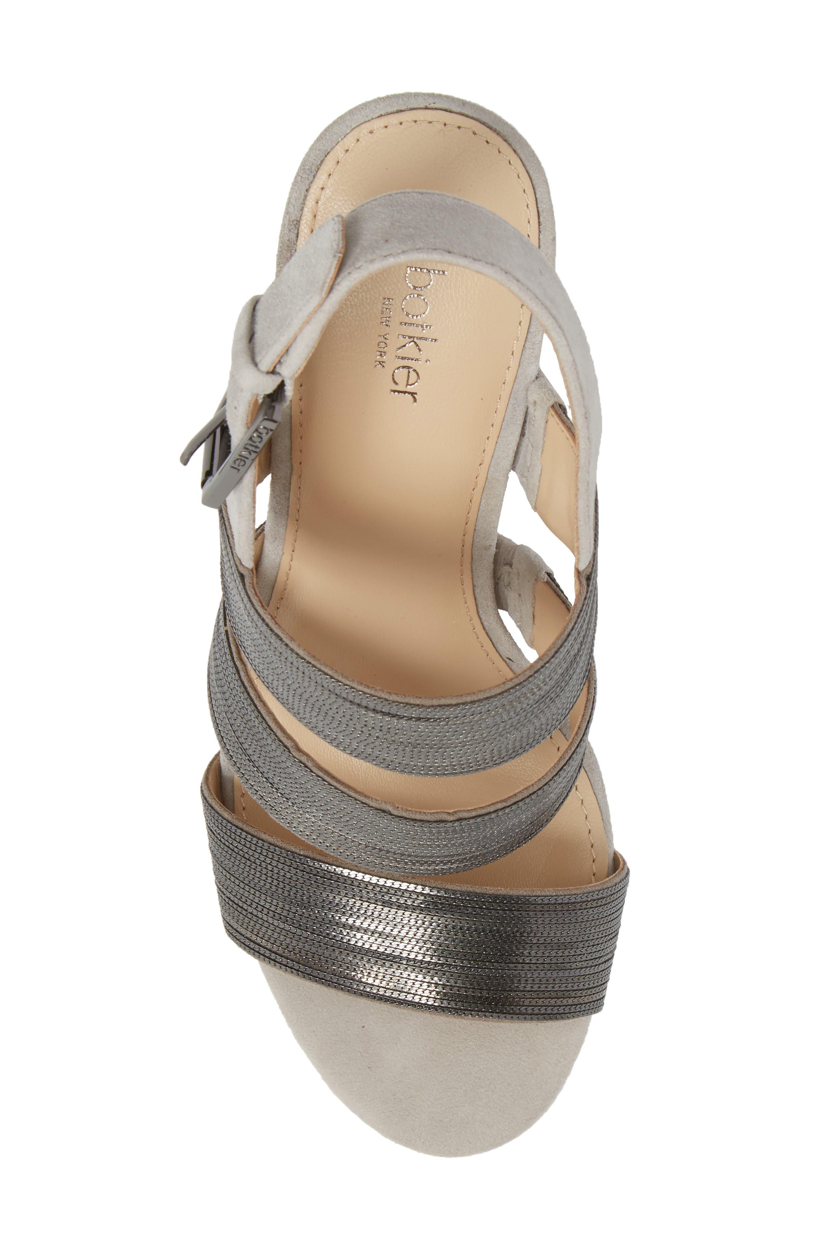 Genesa Chain Slingback Sandal,                             Alternate thumbnail 10, color,