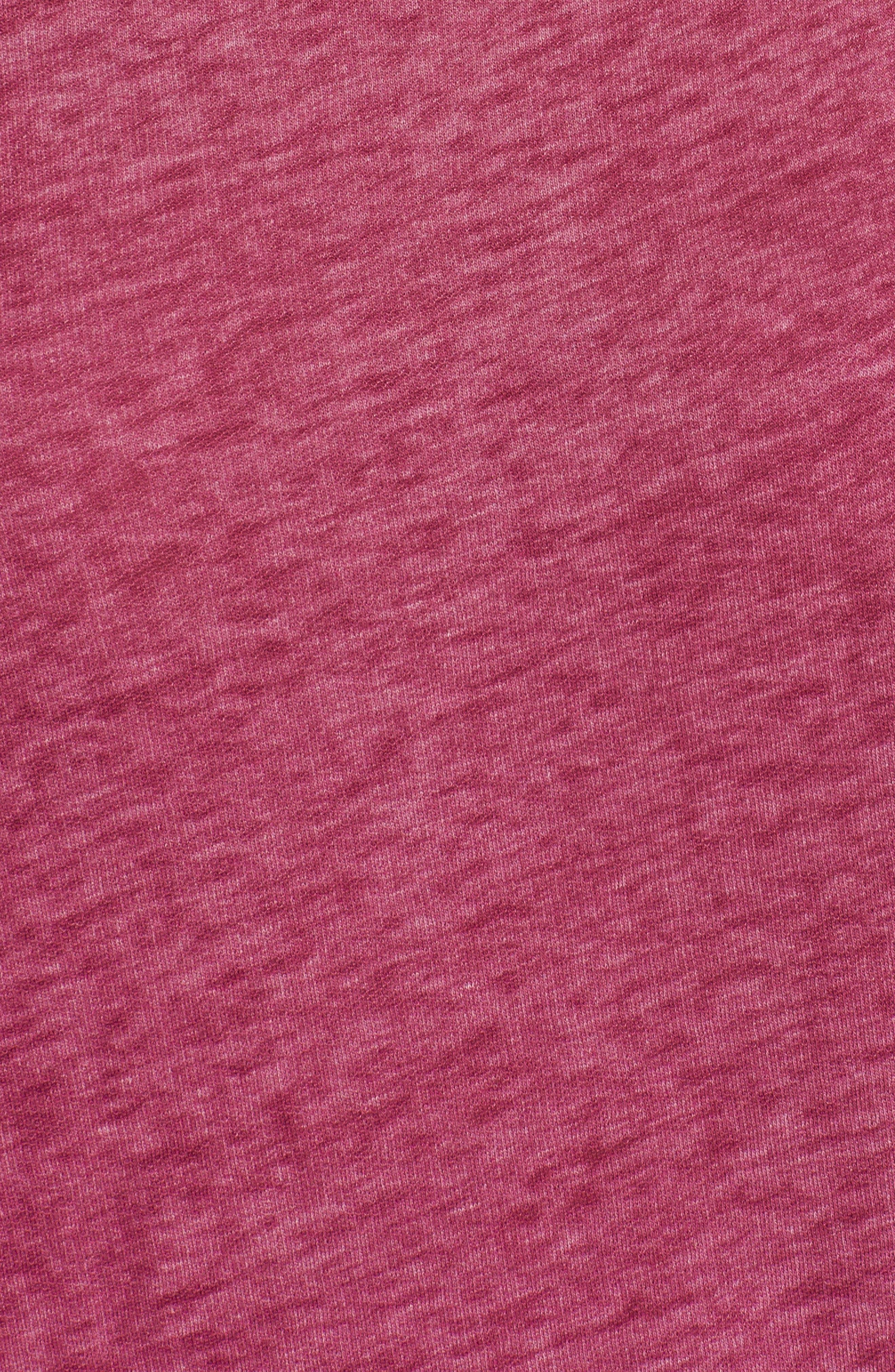 Bell Sleeve Sweatshirt,                             Alternate thumbnail 24, color,