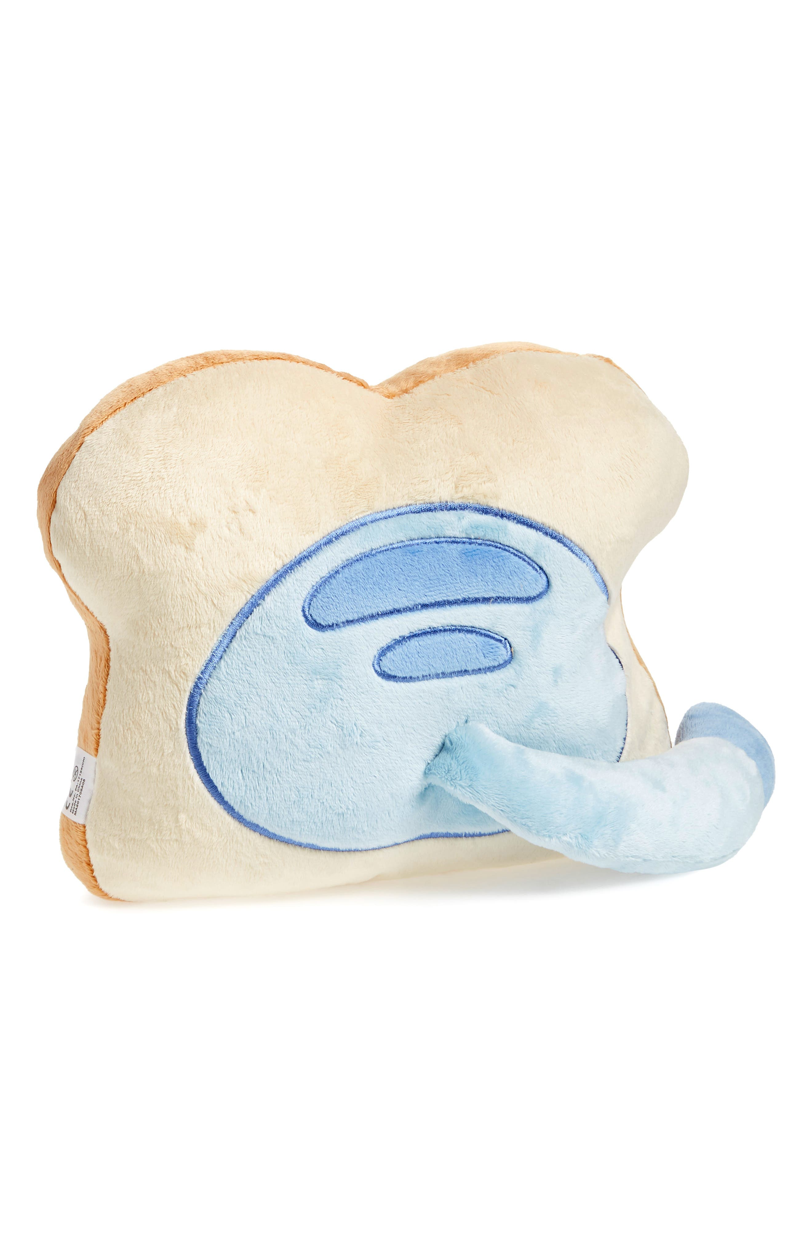 Cat Bread Stuffed Pillow,                             Alternate thumbnail 3, color,                             270