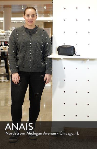 Le Belt Leather Convertible Crossbody Bag, sales video thumbnail