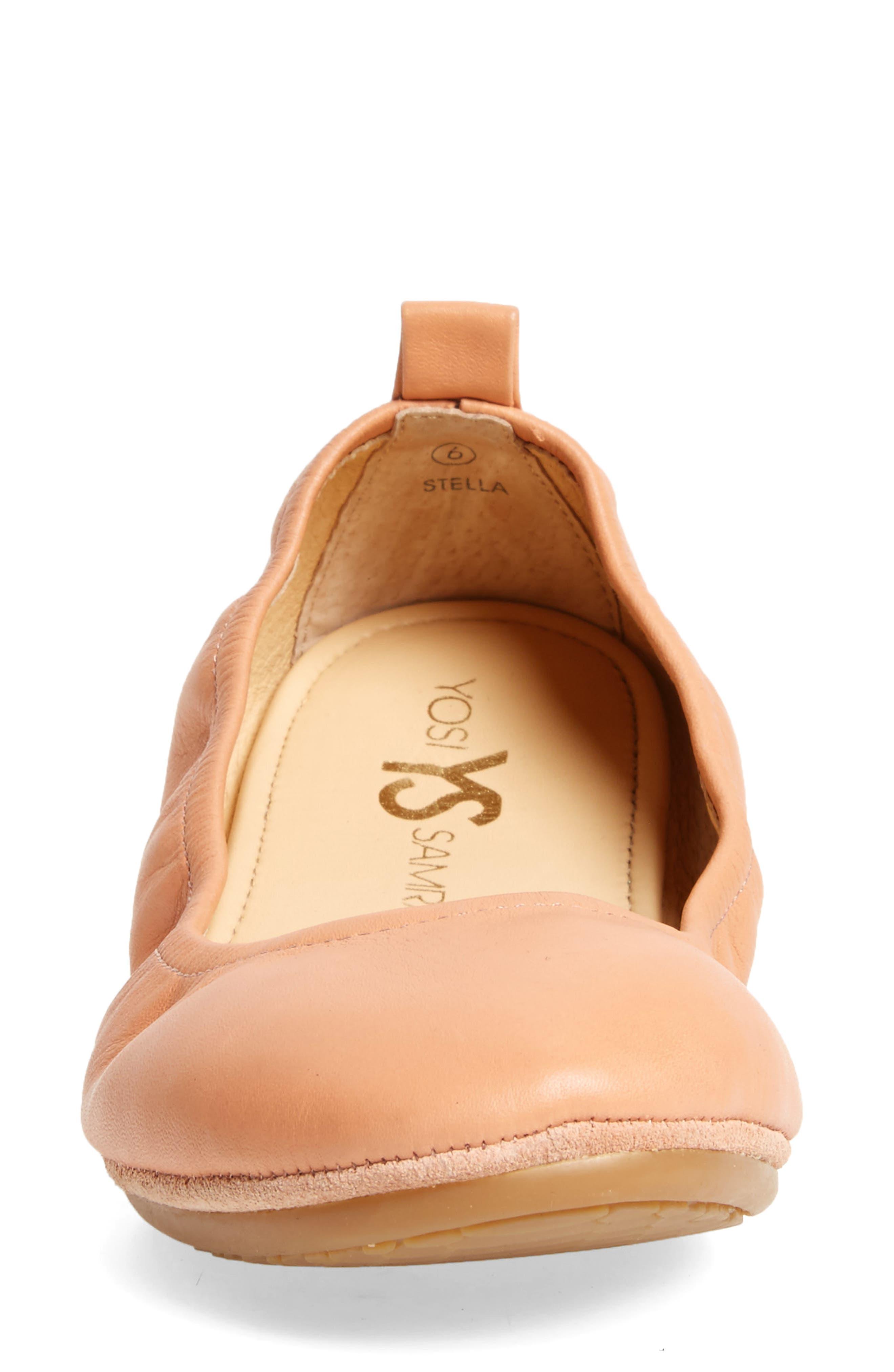 Stella Foldable Ballet Flat,                             Alternate thumbnail 12, color,