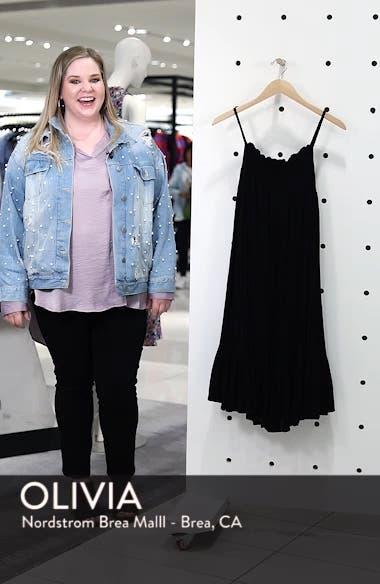 Liz Halter Top Baby Doll Dress, sales video thumbnail