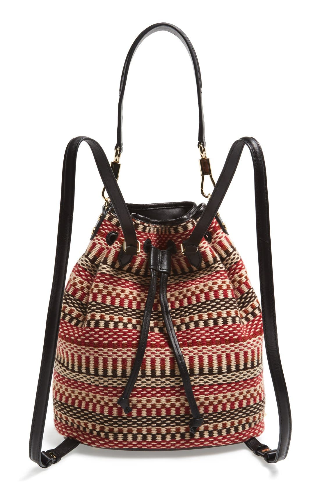 'Cynnie' Sling Backpack,                             Alternate thumbnail 5, color,                             610