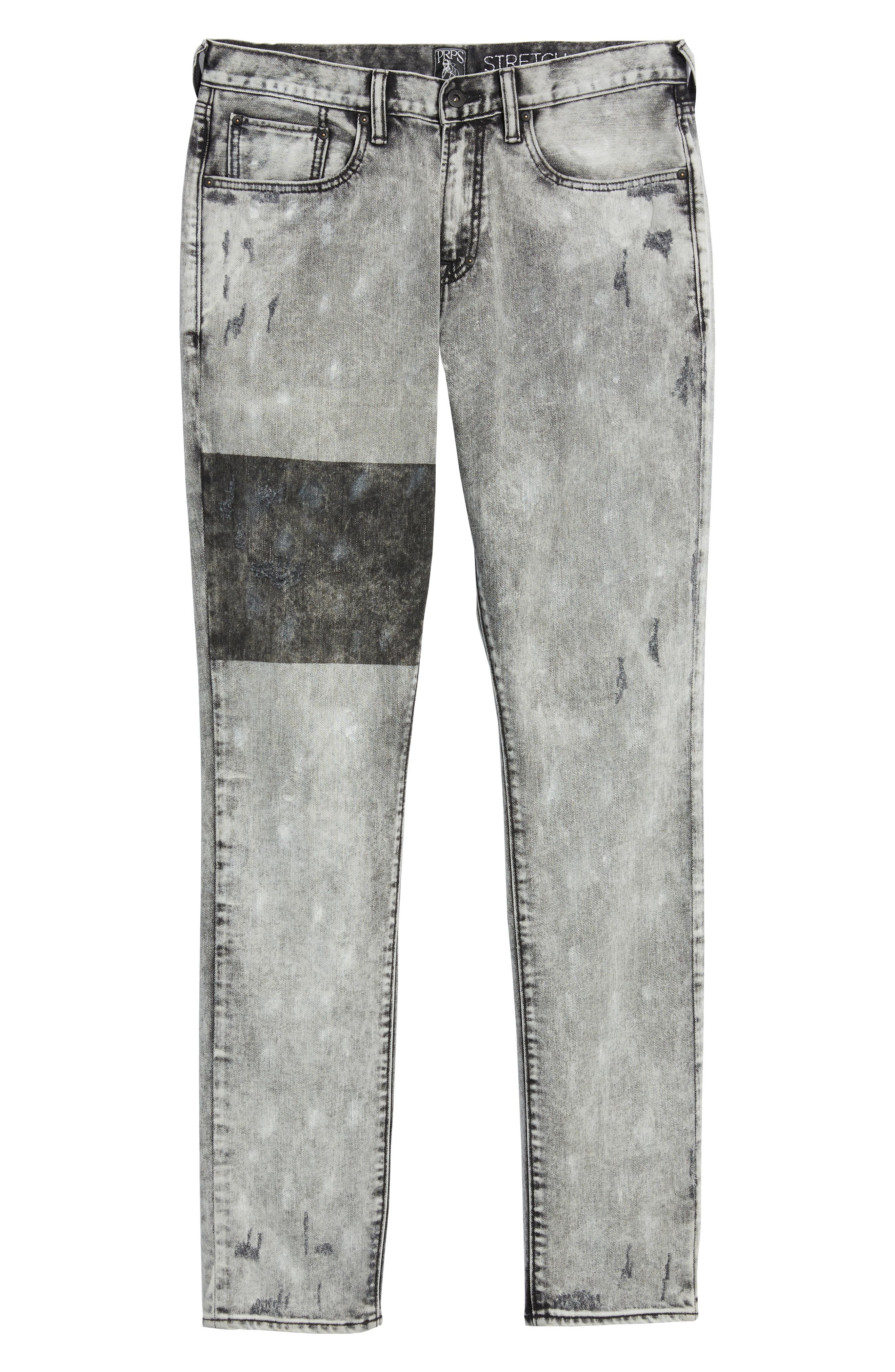 Windsor Slim Fit Jeans,                             Alternate thumbnail 6, color,                             WOE