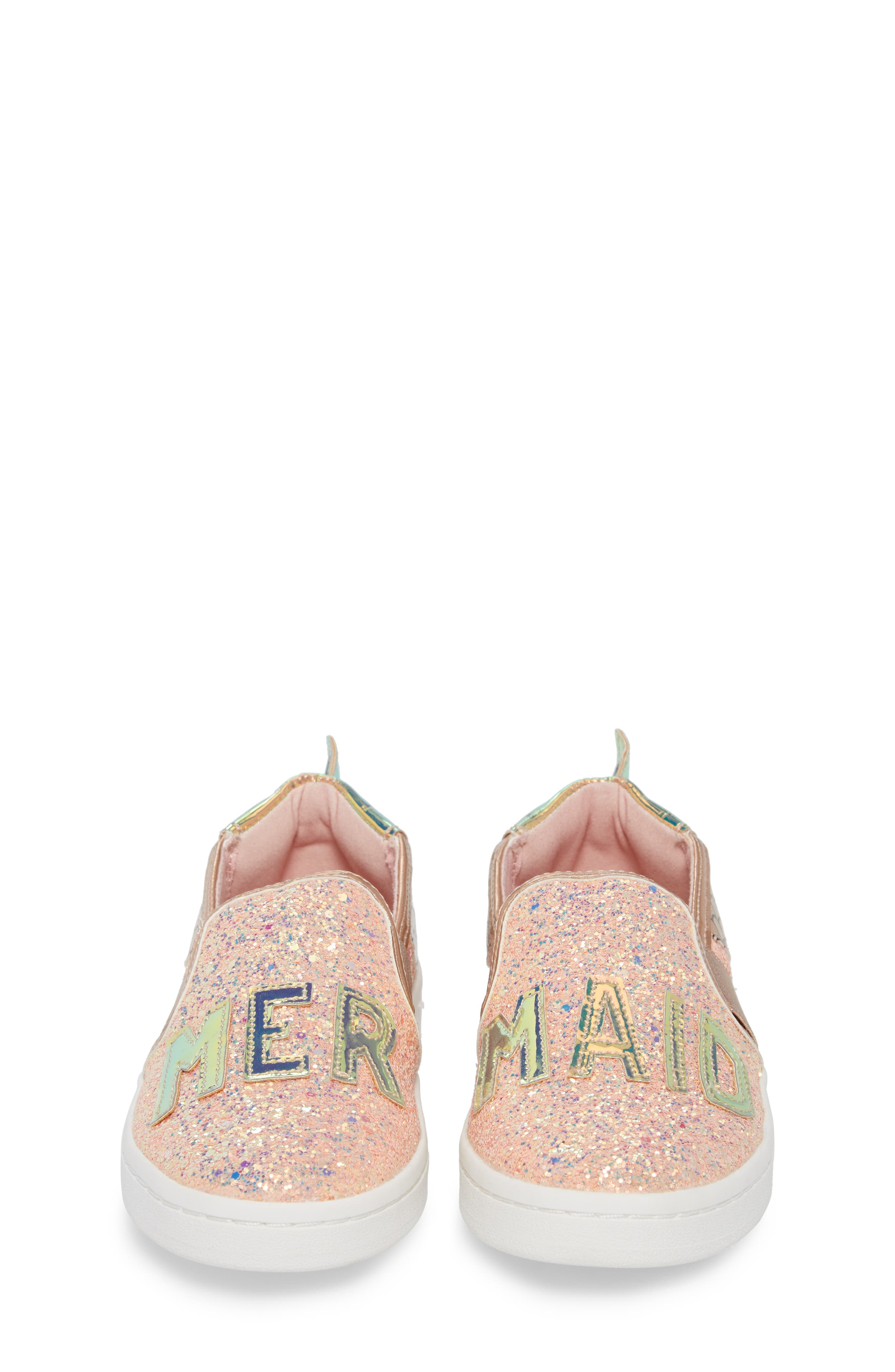 Blane Mermaid Sneaker,                             Alternate thumbnail 5, color,                             220