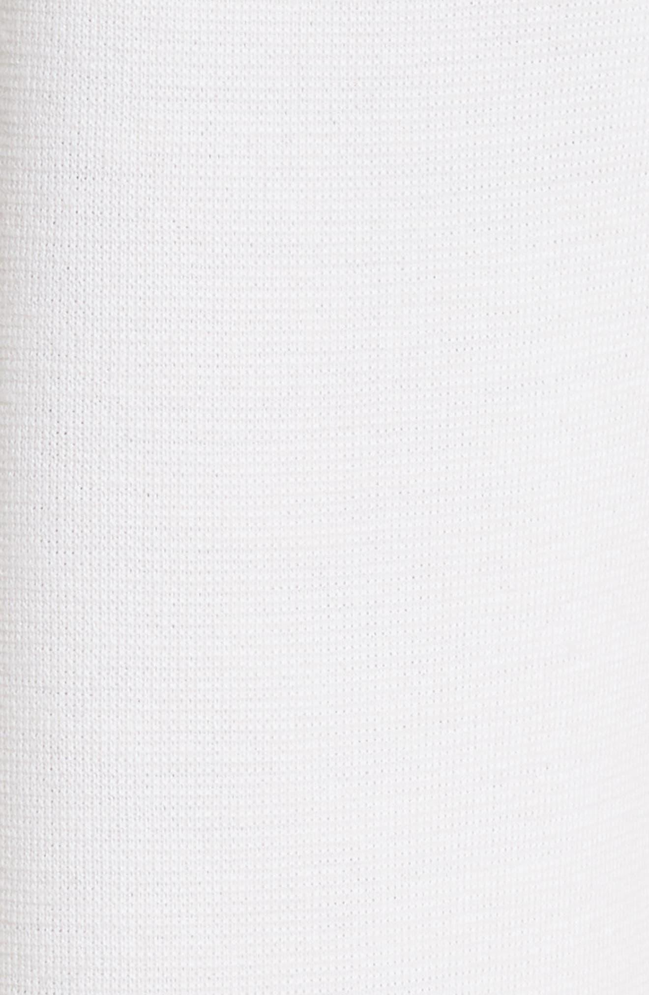Brando Wool Wide Leg Pants,                             Alternate thumbnail 5, color,                             110