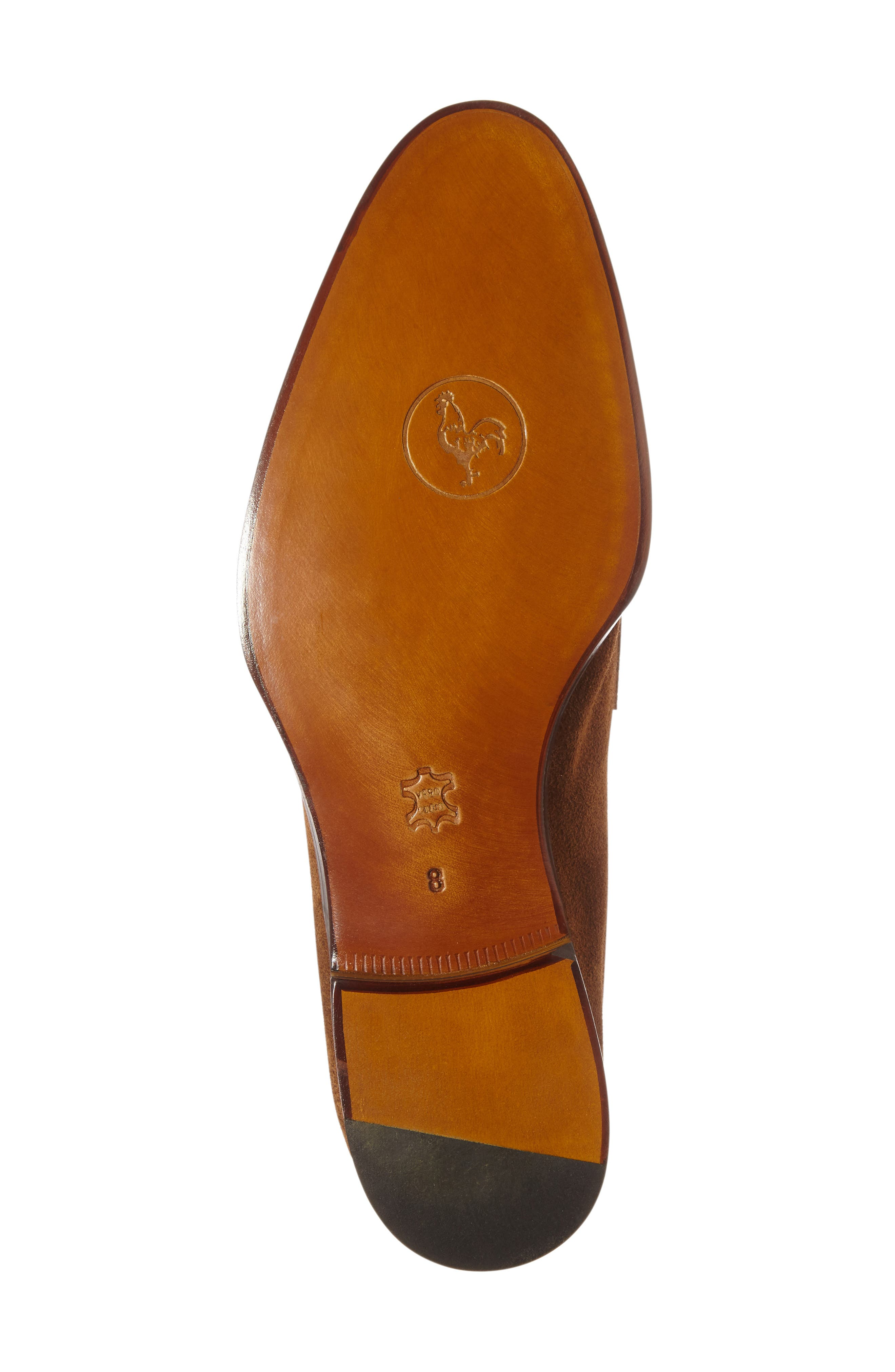 Leather Penny Loafer,                             Alternate thumbnail 17, color,