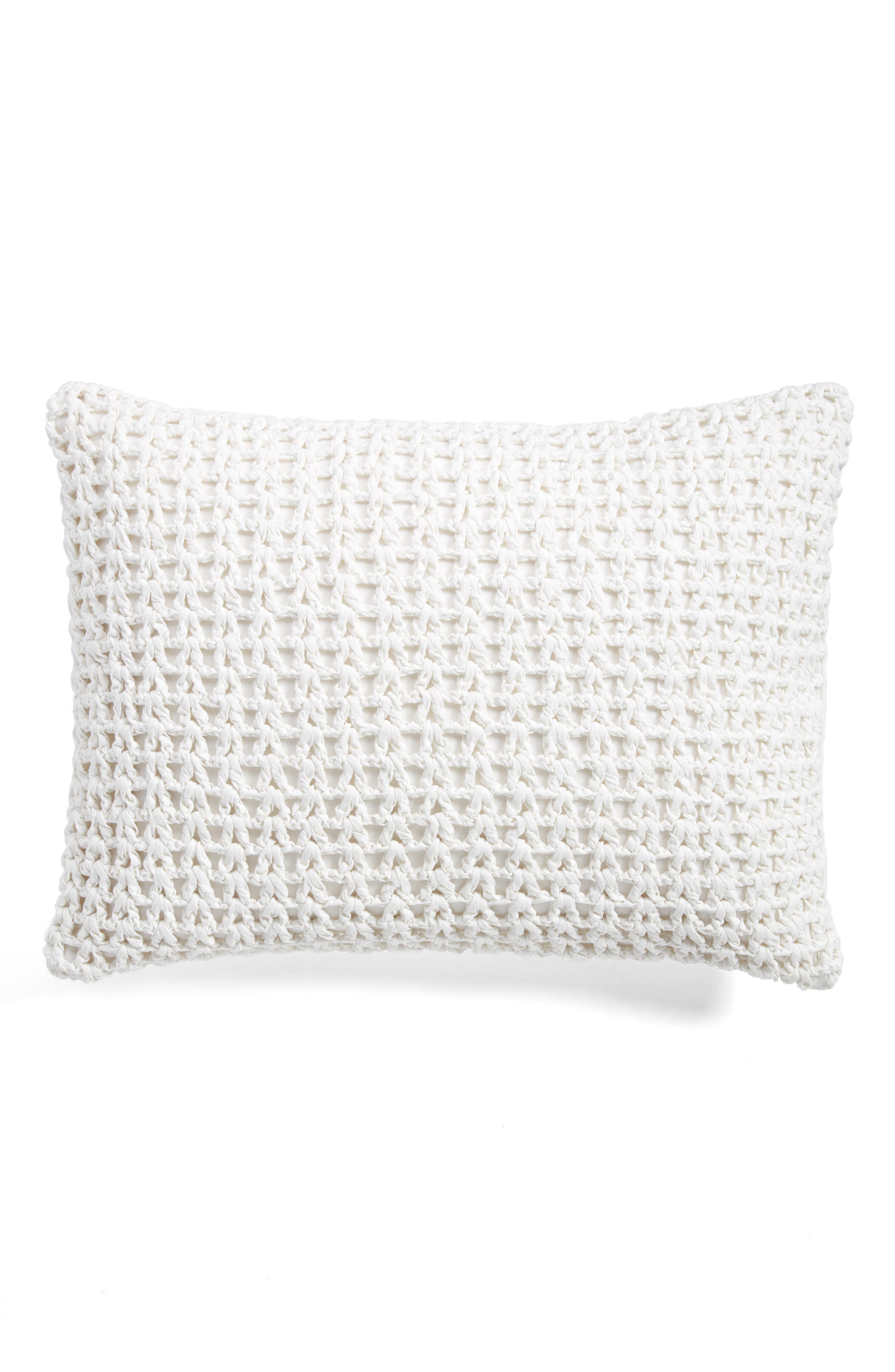 Lux Marble Shibori Breakfast Accent Pillow,                             Main thumbnail 1, color,