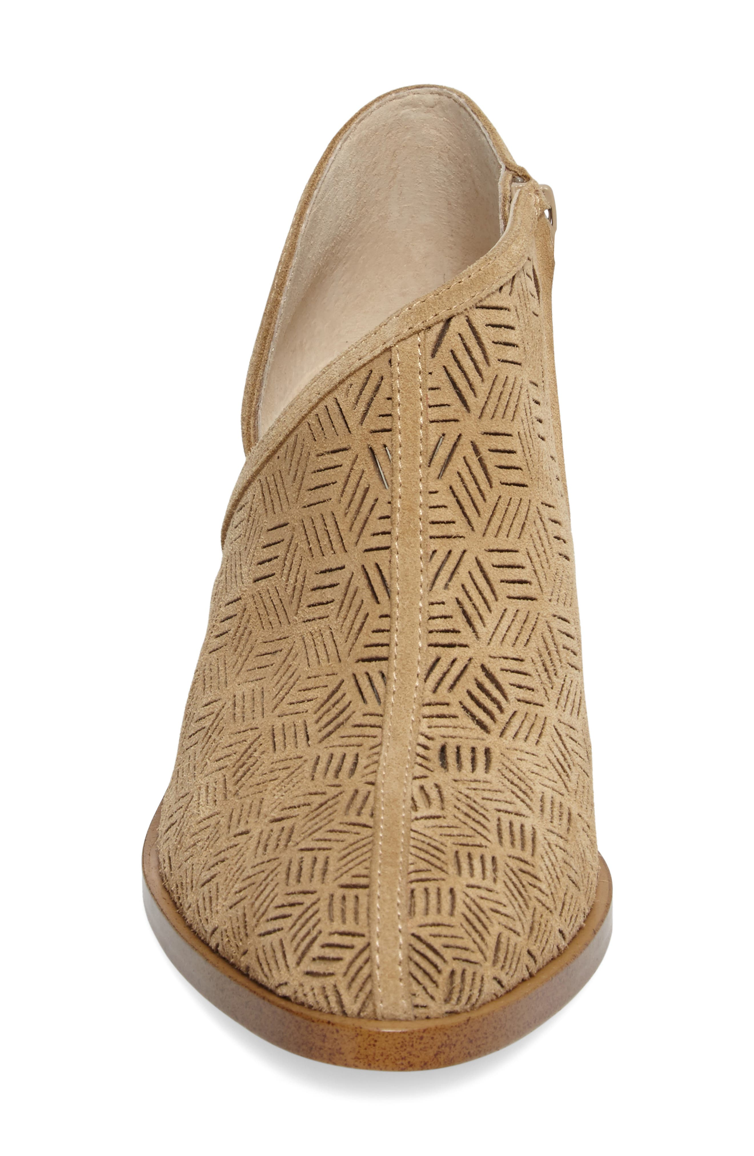 Iddah Perforated Cutaway Bootie,                             Alternate thumbnail 22, color,