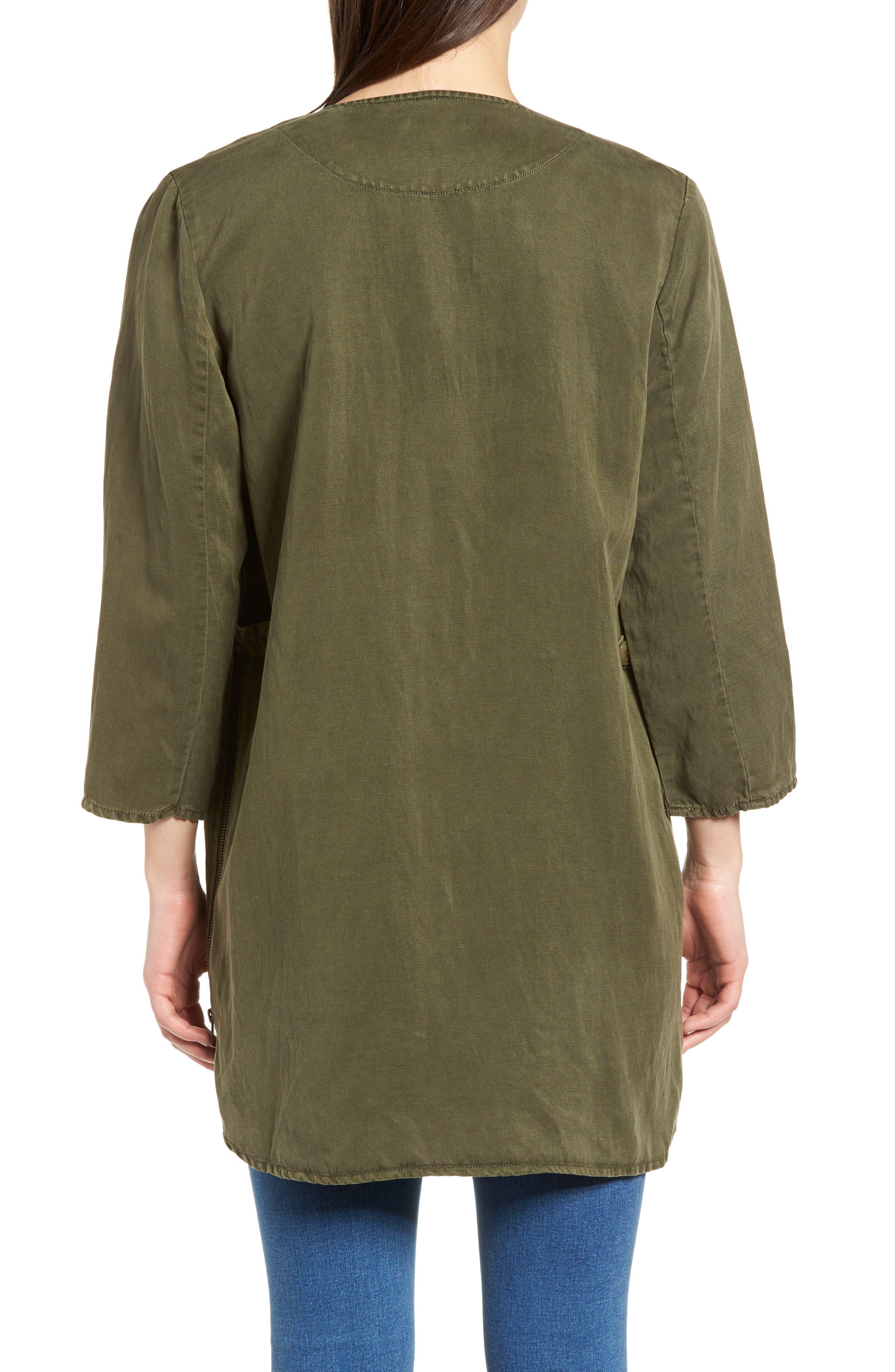 Tunic Jacket,                             Alternate thumbnail 2, color,                             300