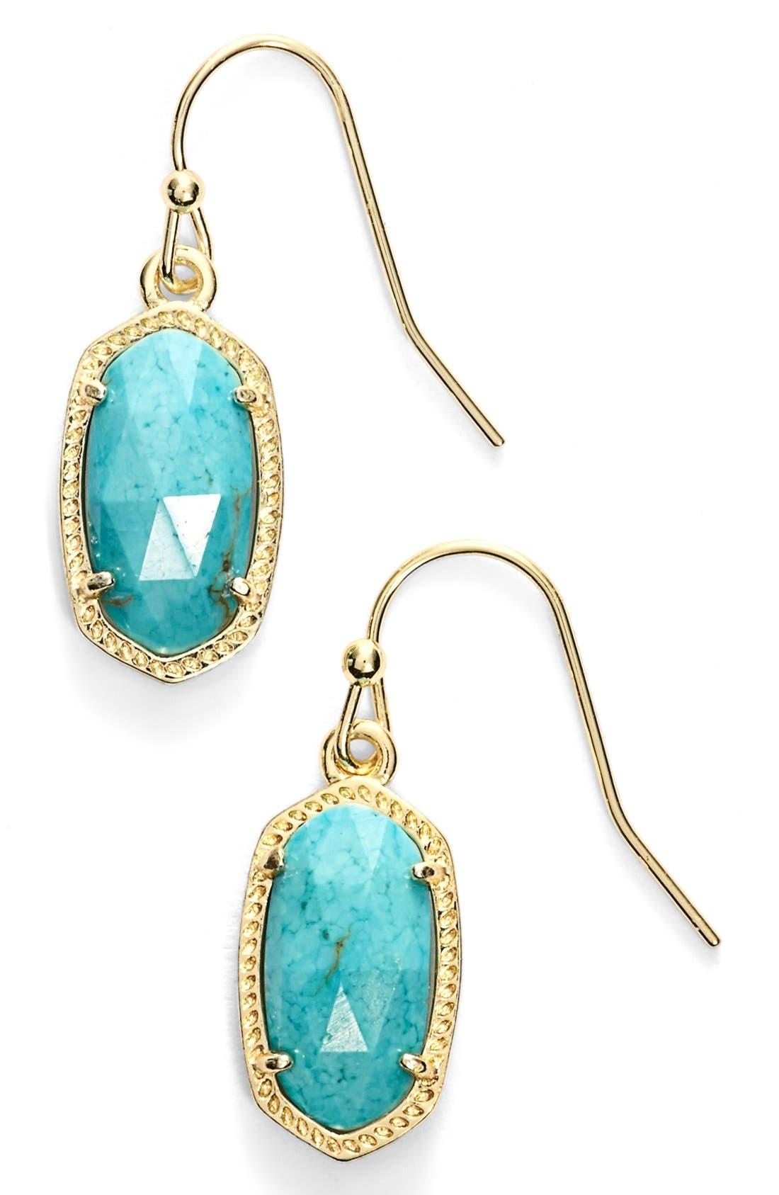 Lee Small Drop Earrings,                             Main thumbnail 7, color,