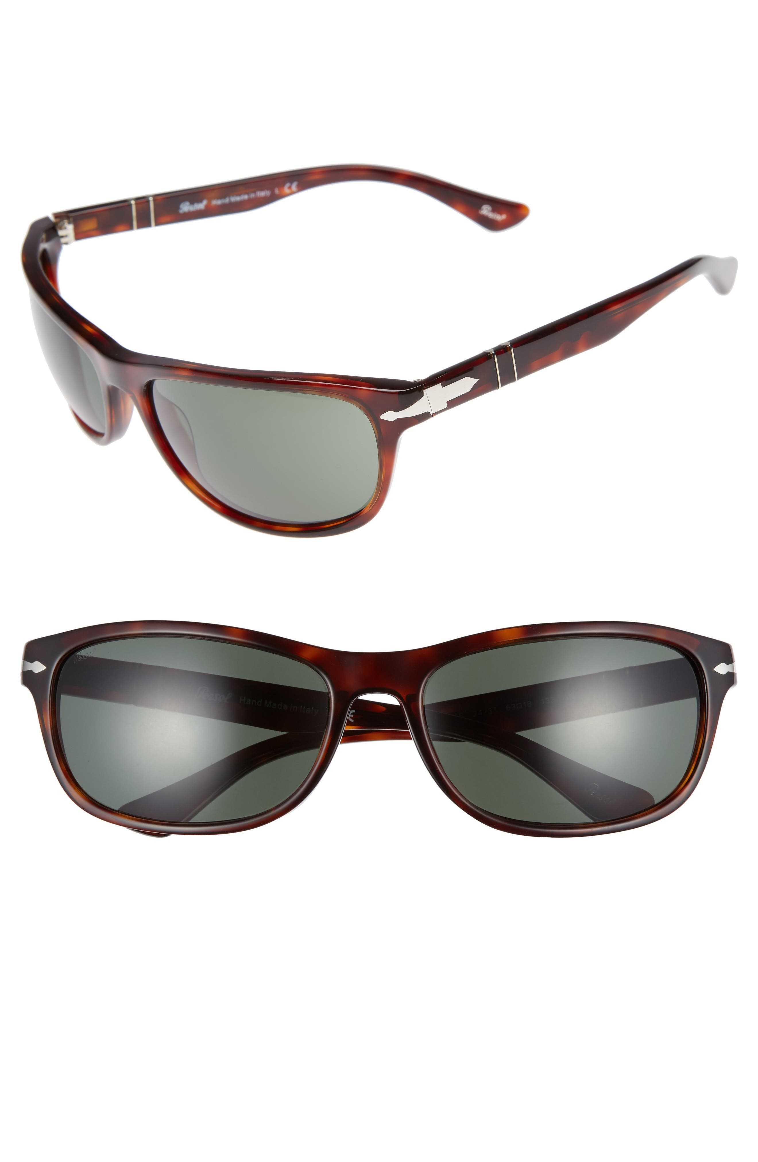Officina 63mm Polarized Sungasses,                             Main thumbnail 1, color,                             219