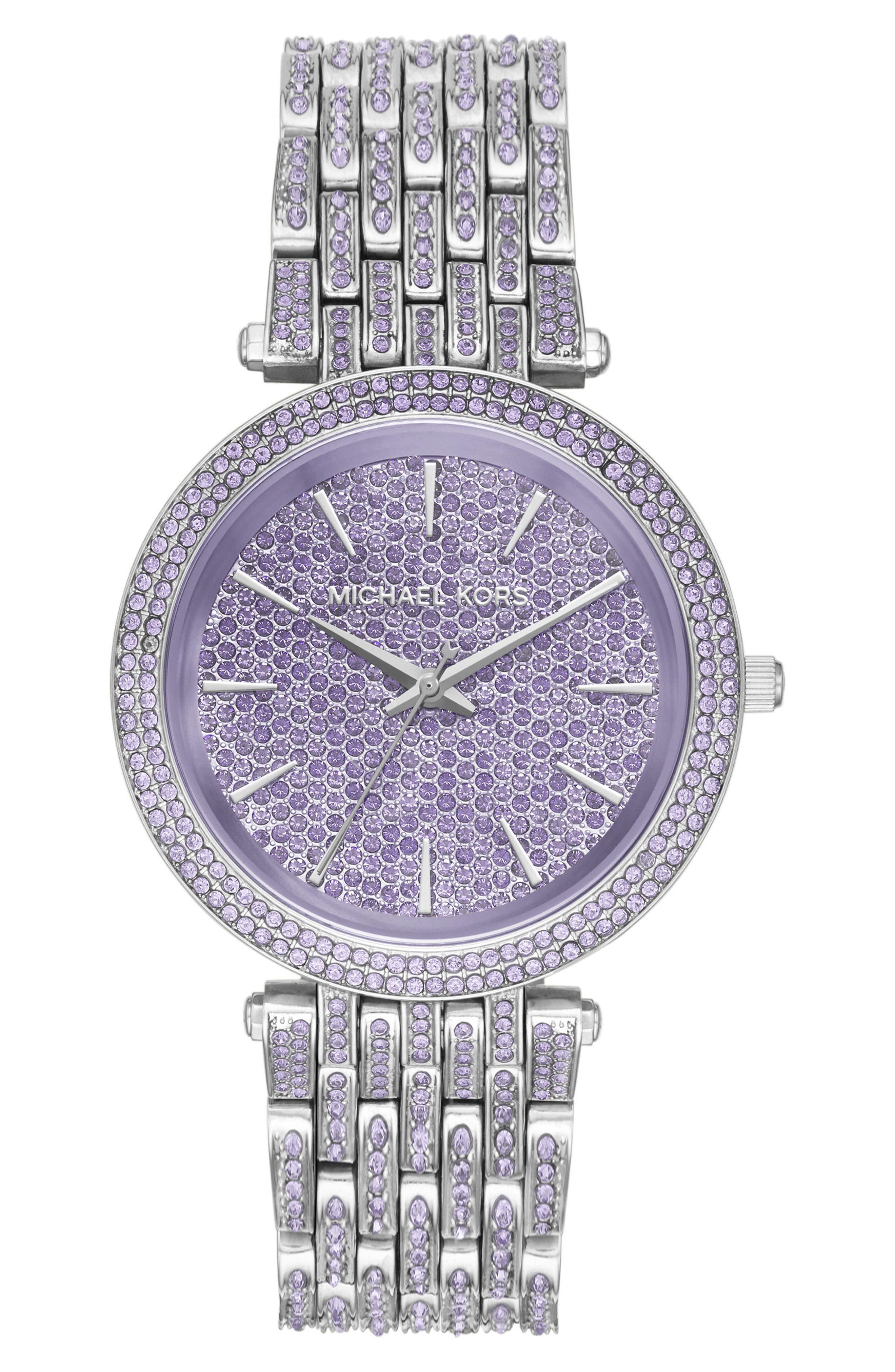 Darci Crystal Bracelet Watch, 39mm,                             Main thumbnail 1, color,                             048
