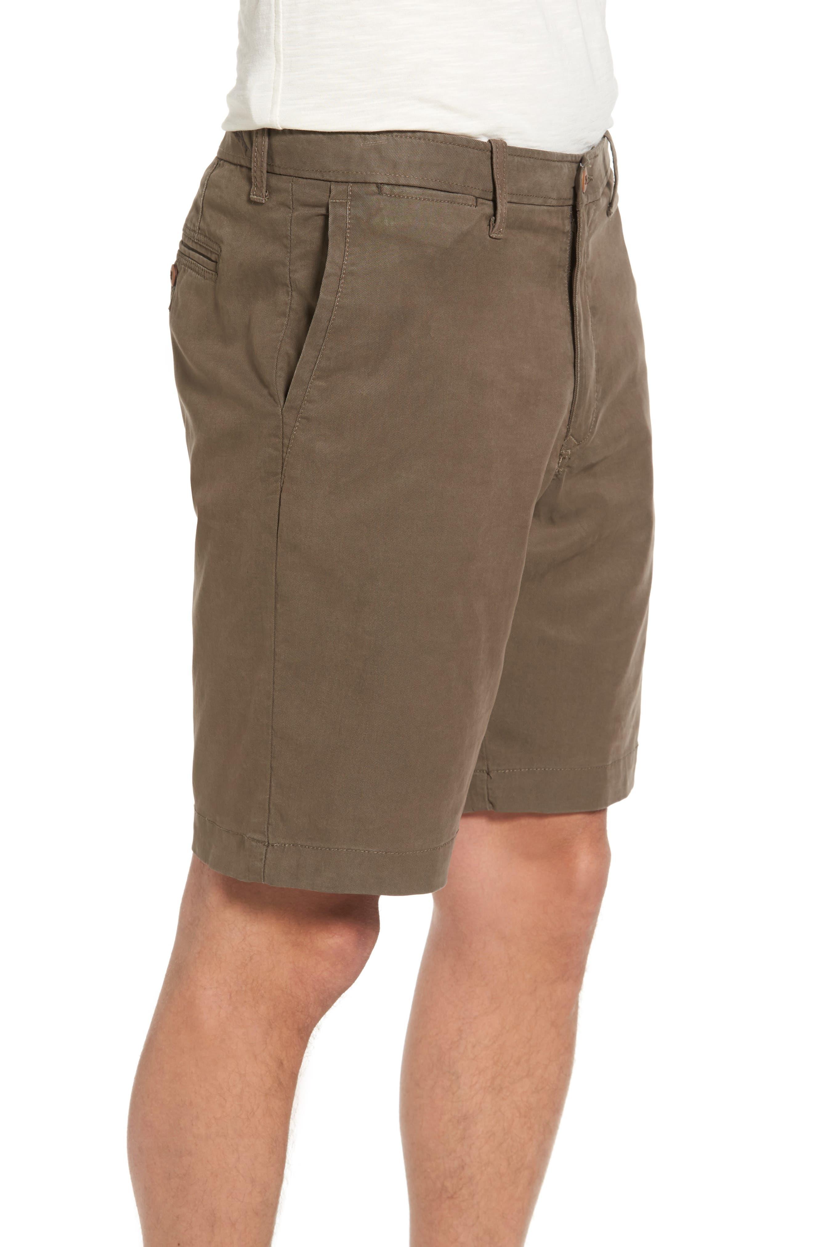 'Offshore' Flat Front Shorts,                             Alternate thumbnail 23, color,