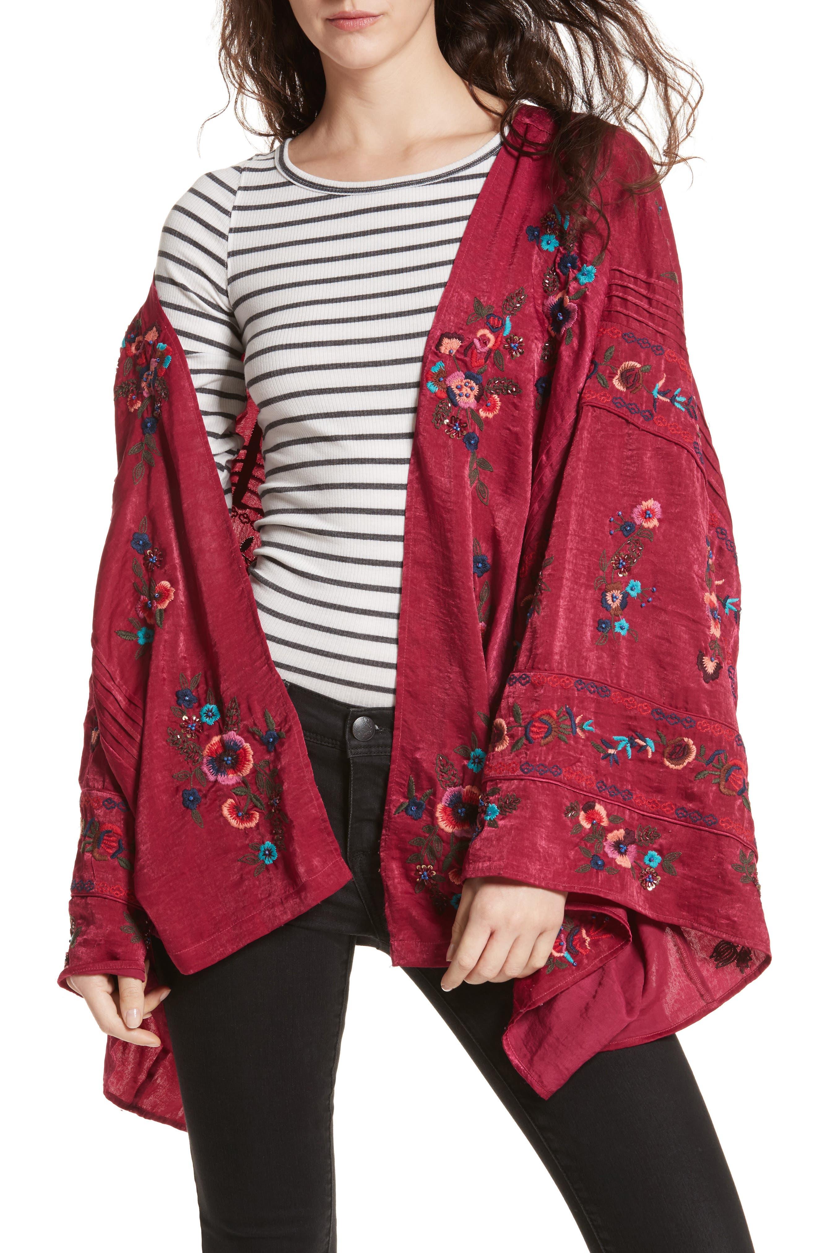 Ariel Kimono,                         Main,                         color, 624