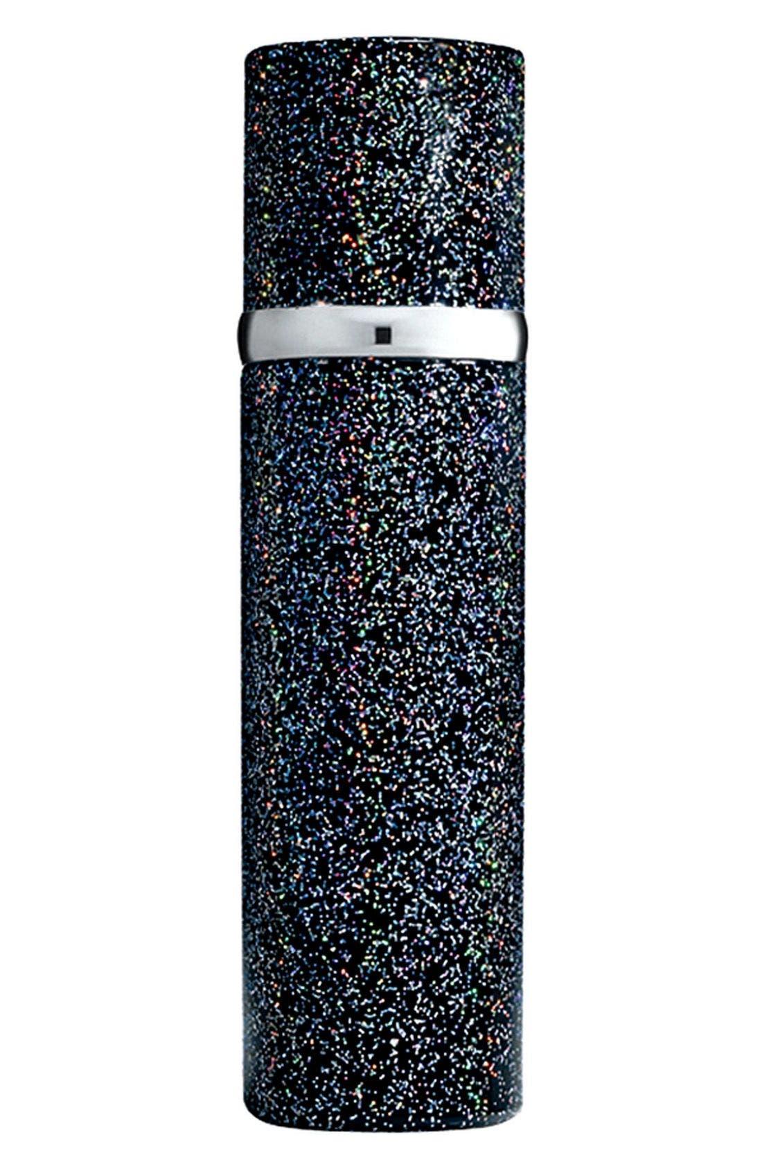 'Midnight Rain' Body Veil, Main, color, 000