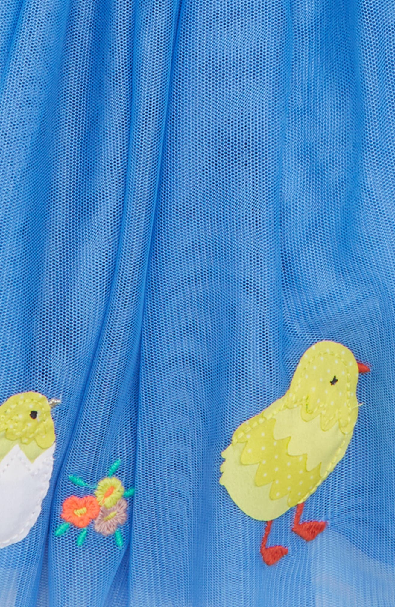 Easter Appliqué Tulle Skirt,                             Alternate thumbnail 2, color,