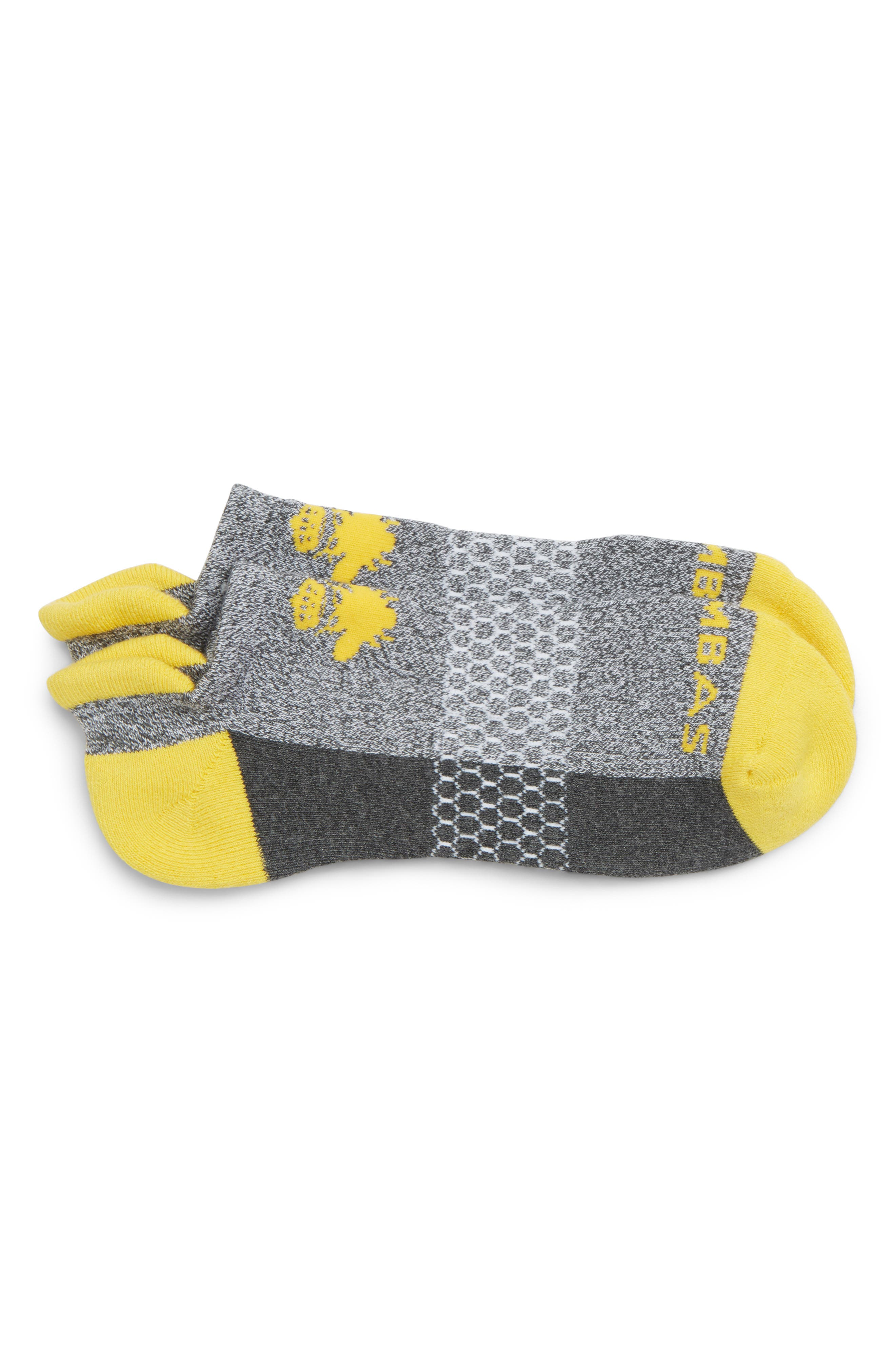Original Ankle Socks,                         Main,                         color, LEMON