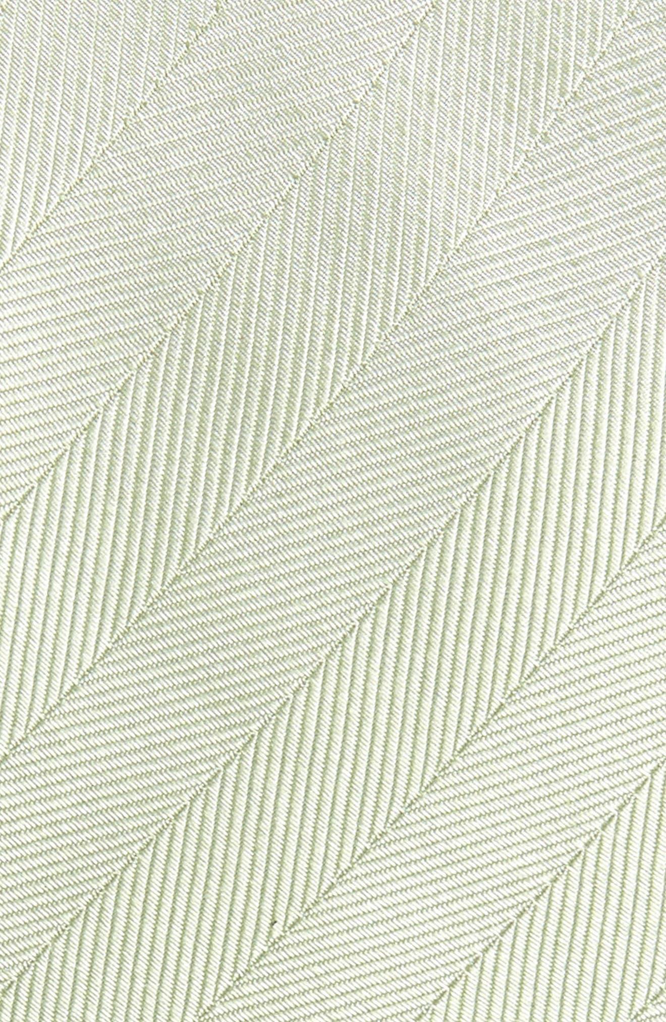 Herringbone Silk Tie,                             Alternate thumbnail 11, color,