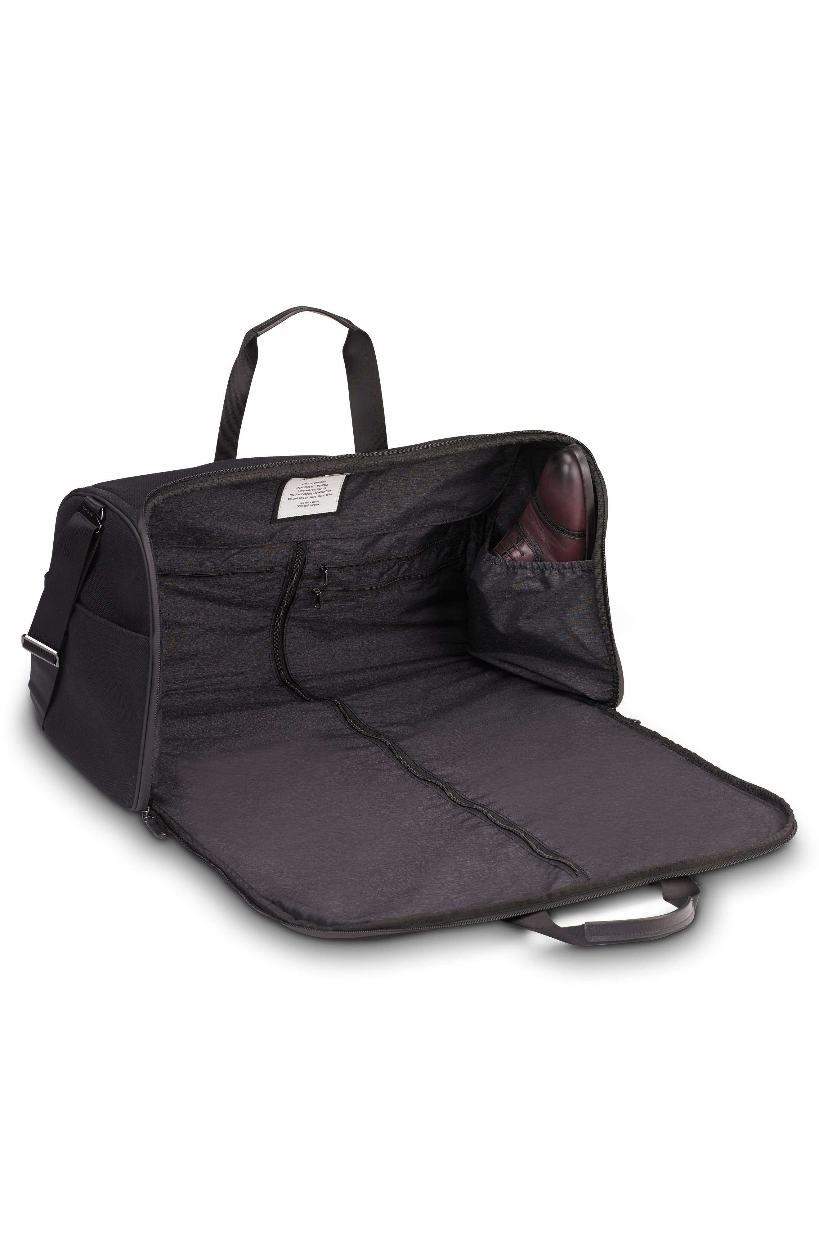 Canvas Garment Duffel Bag,                             Alternate thumbnail 2, color,