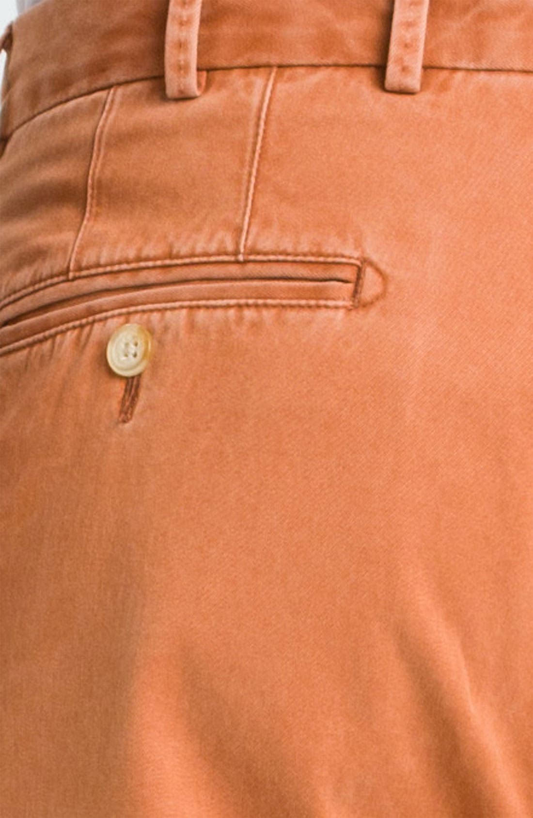 Garment Washed Twill Pants,                             Alternate thumbnail 55, color,