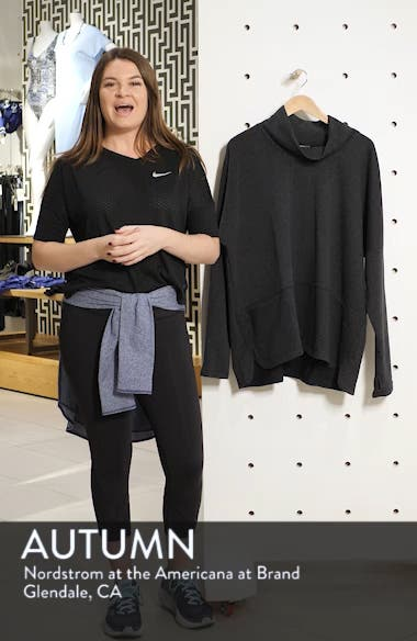 Mock Neck Pullover, sales video thumbnail