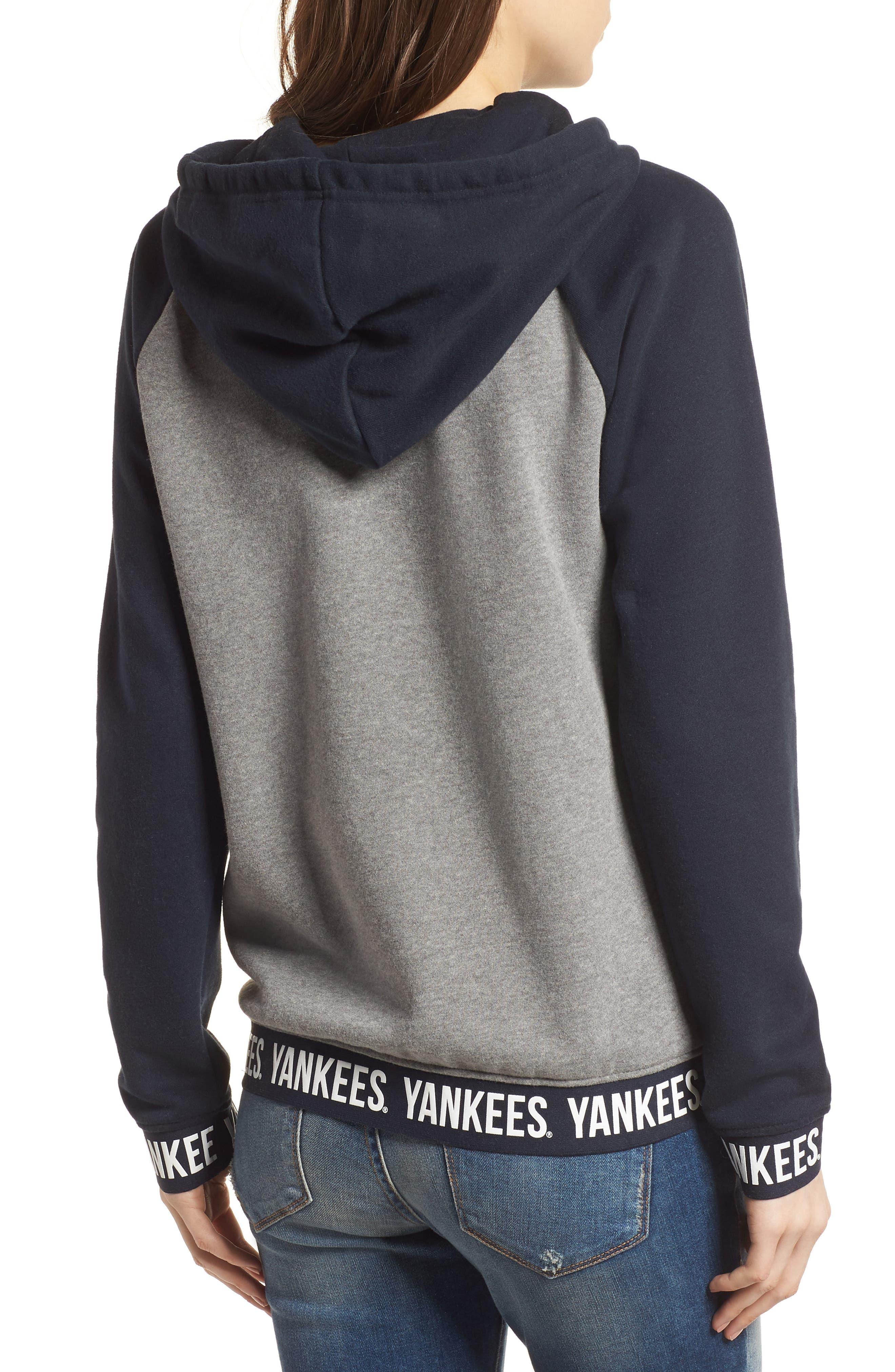 Encore Revolve New York Yankees Hoodie,                             Alternate thumbnail 2, color,                             029