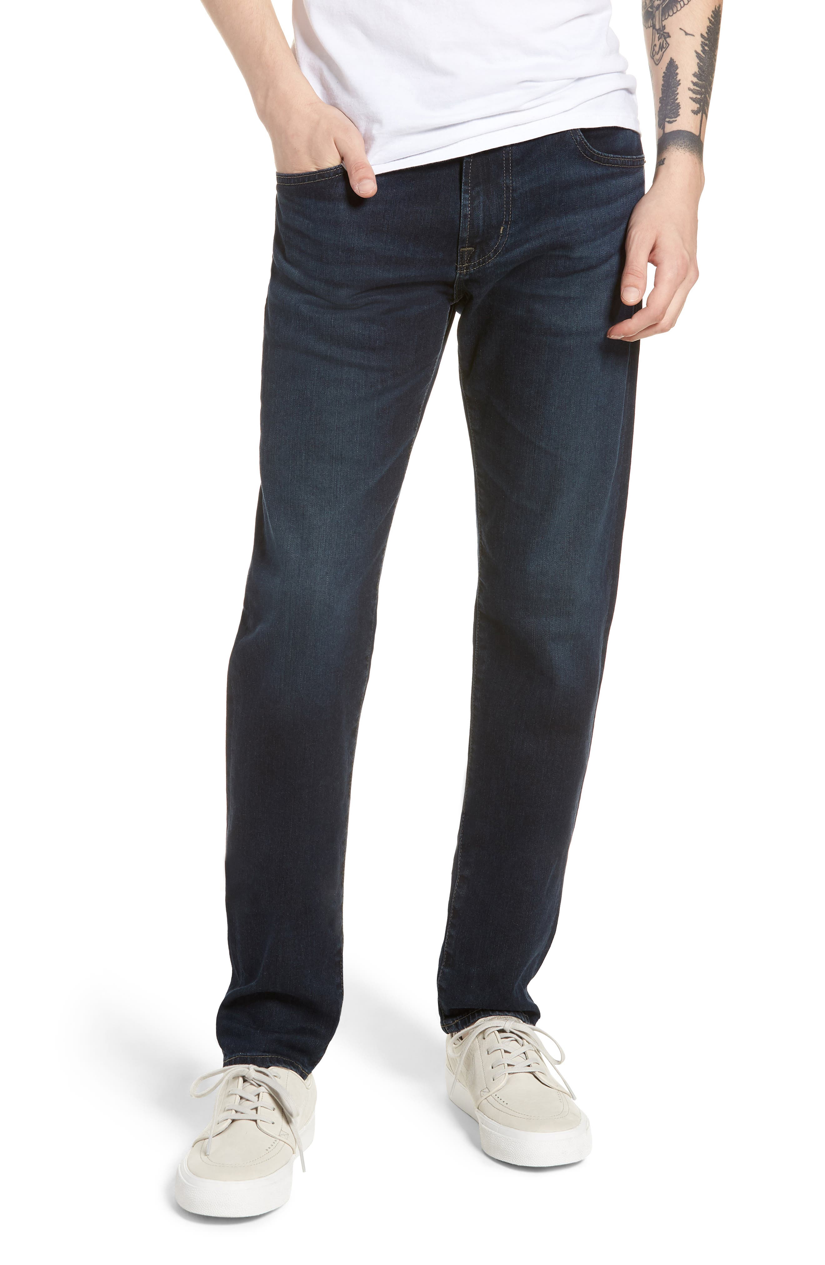 Dylan Skinny Fit Jeans,                             Main thumbnail 1, color,                             493